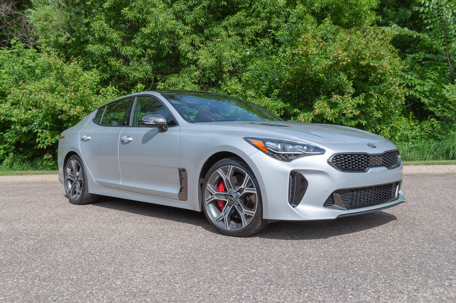 2018 Kia Stinger Gt2 Awd V6 Review Update Tilting At