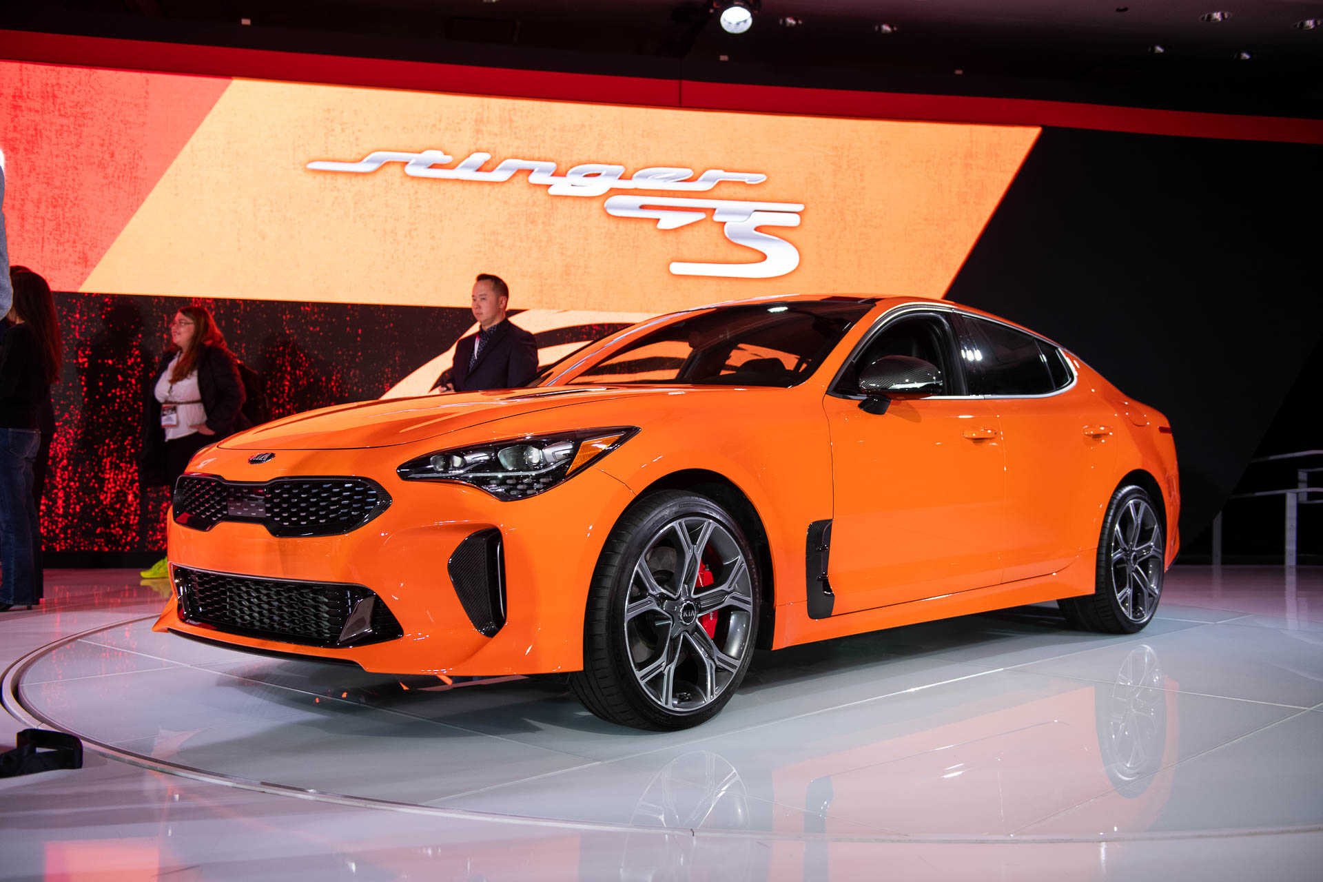 2020 Kia Stinger Gts Coming To Punish More Tires With New Awd Hardware Drift Mode