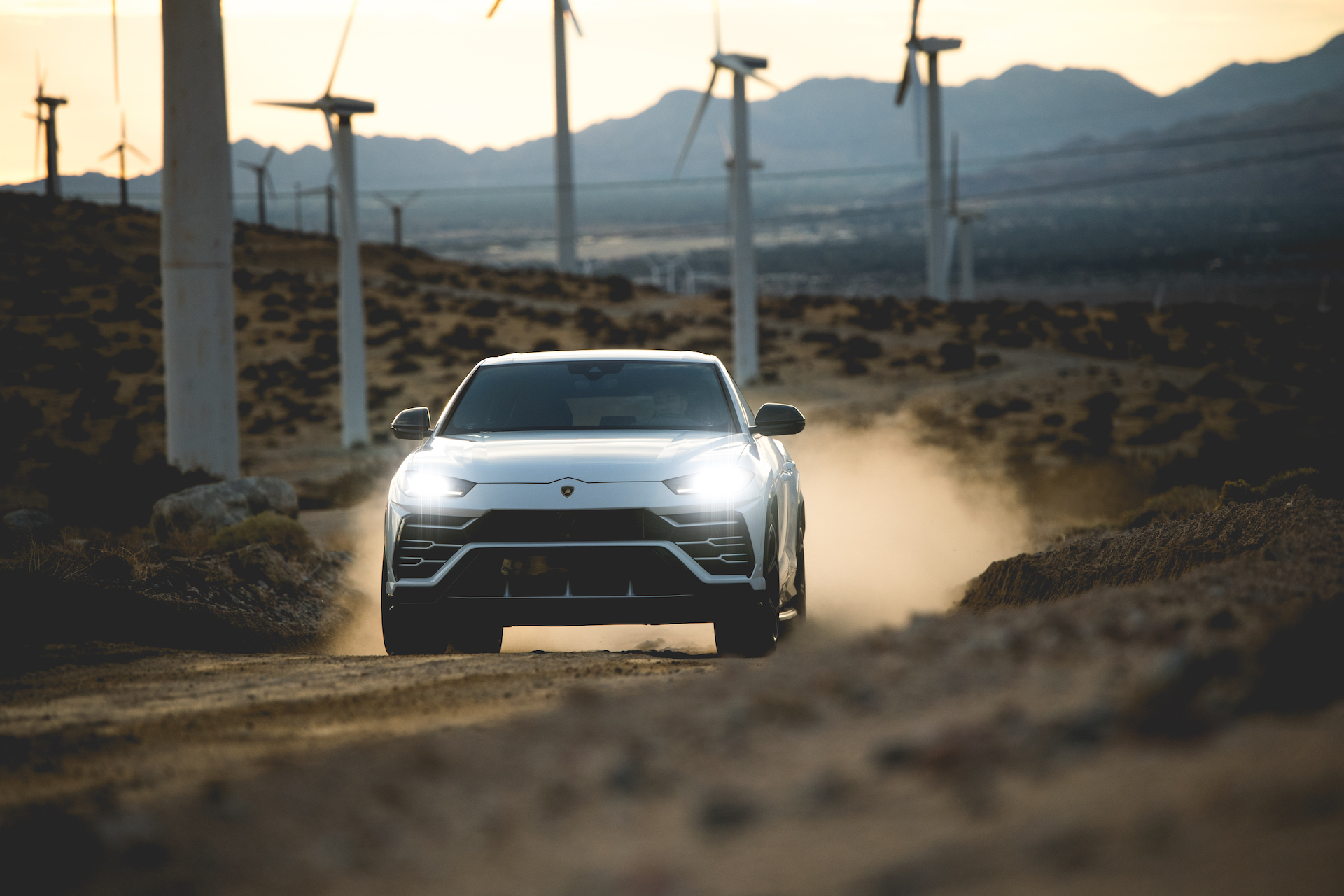 Video Highlights Lamborghini Urus Off Road Package