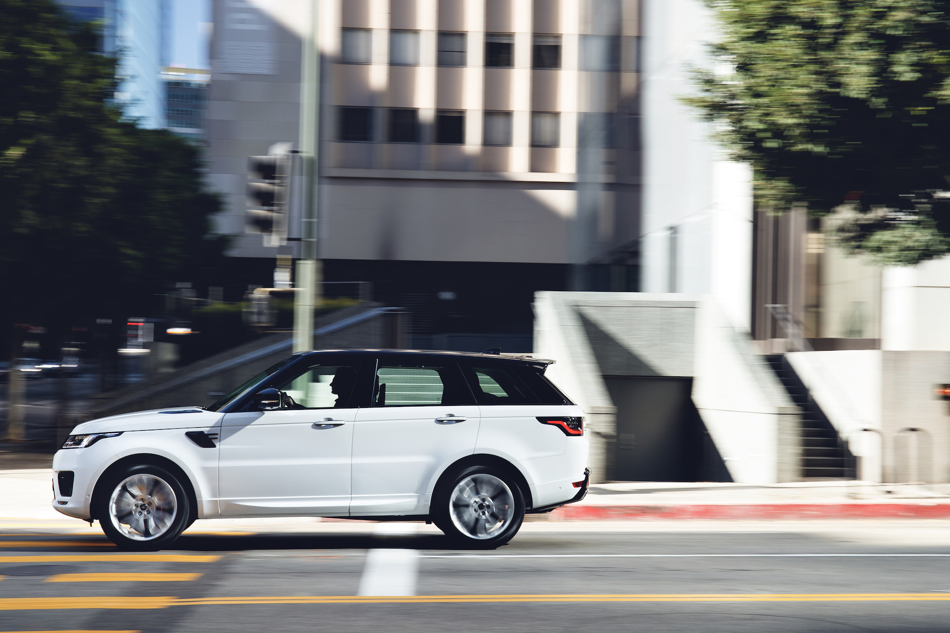 2019 Land Rover Range Rover Sport Review, Ratings, Specs, Prices, and Photos
