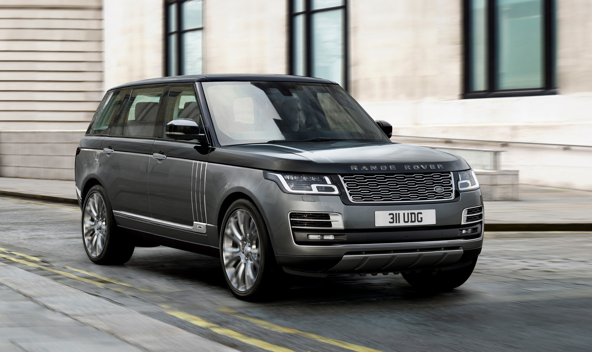 2018 Range Rover Svautobiography Dials Up The Luxury In Land S Flagship Suv
