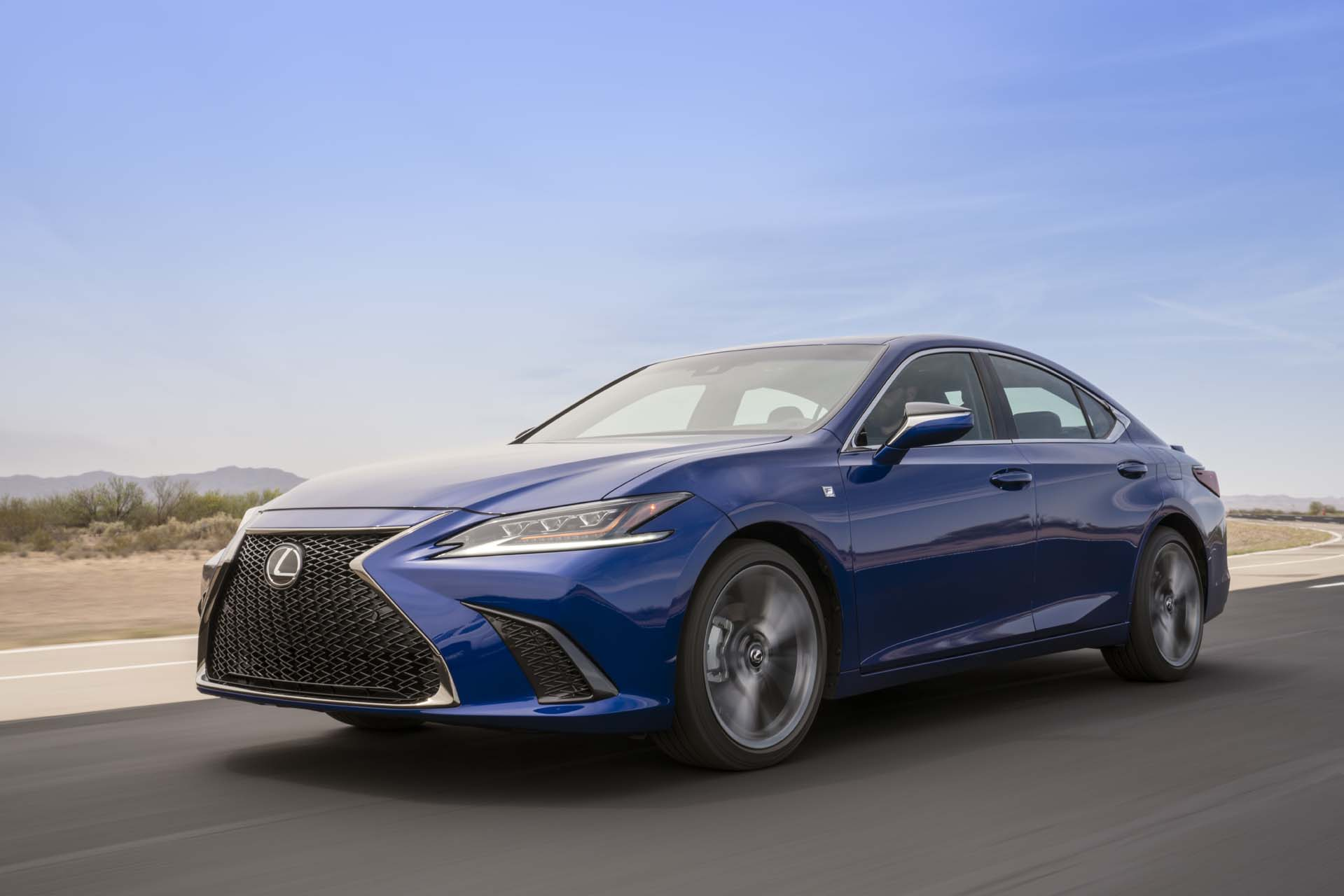 2019 Lexus ES preview