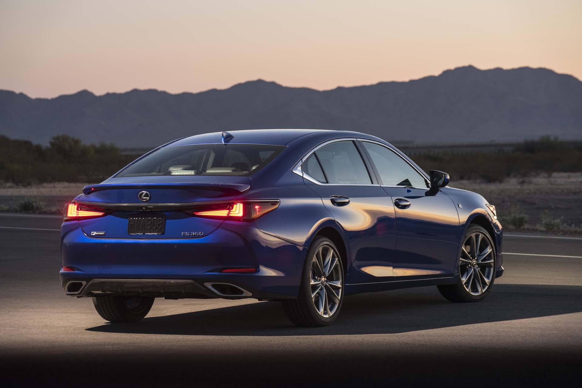 BMW iX3 concept, 2019 Lexus ES, new Gumpert sports car ...