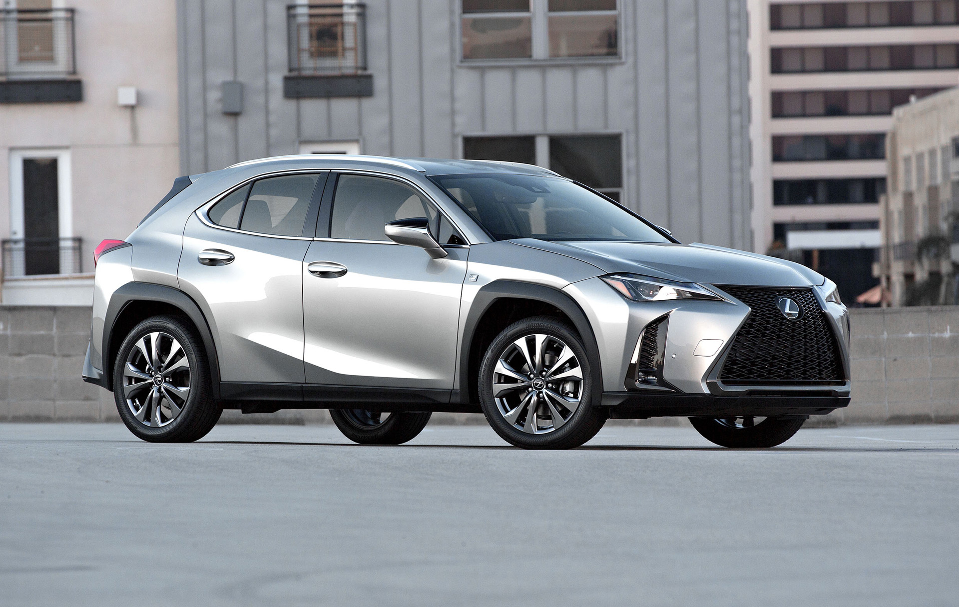 Ux Small Crossover Could S Fully Electric Lexus Trademark Move Suggests