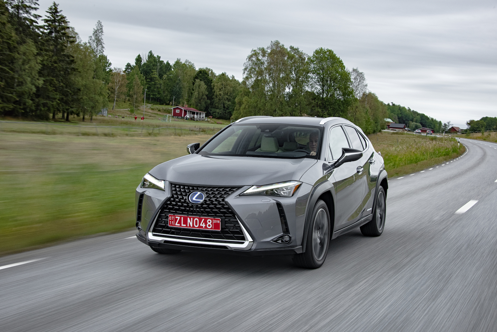 Lexus Electric Car >> Lexus Trademarks Ux300e Potentially For First Electric Vehicle