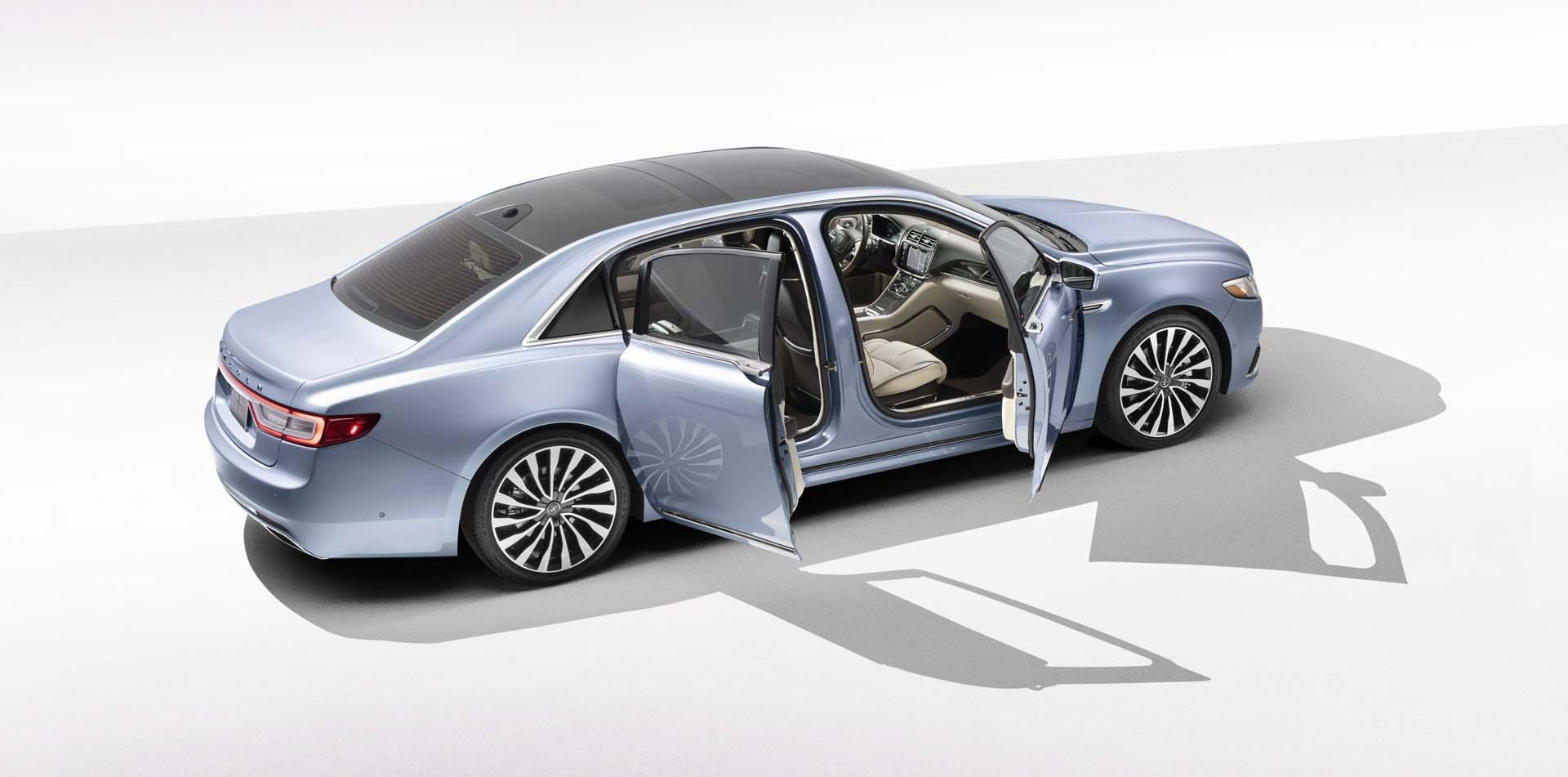 2019 Lincoln Continental, 2020 Mercedes-Benz CLA, 2020 VW ID Neo: Car News Headlines