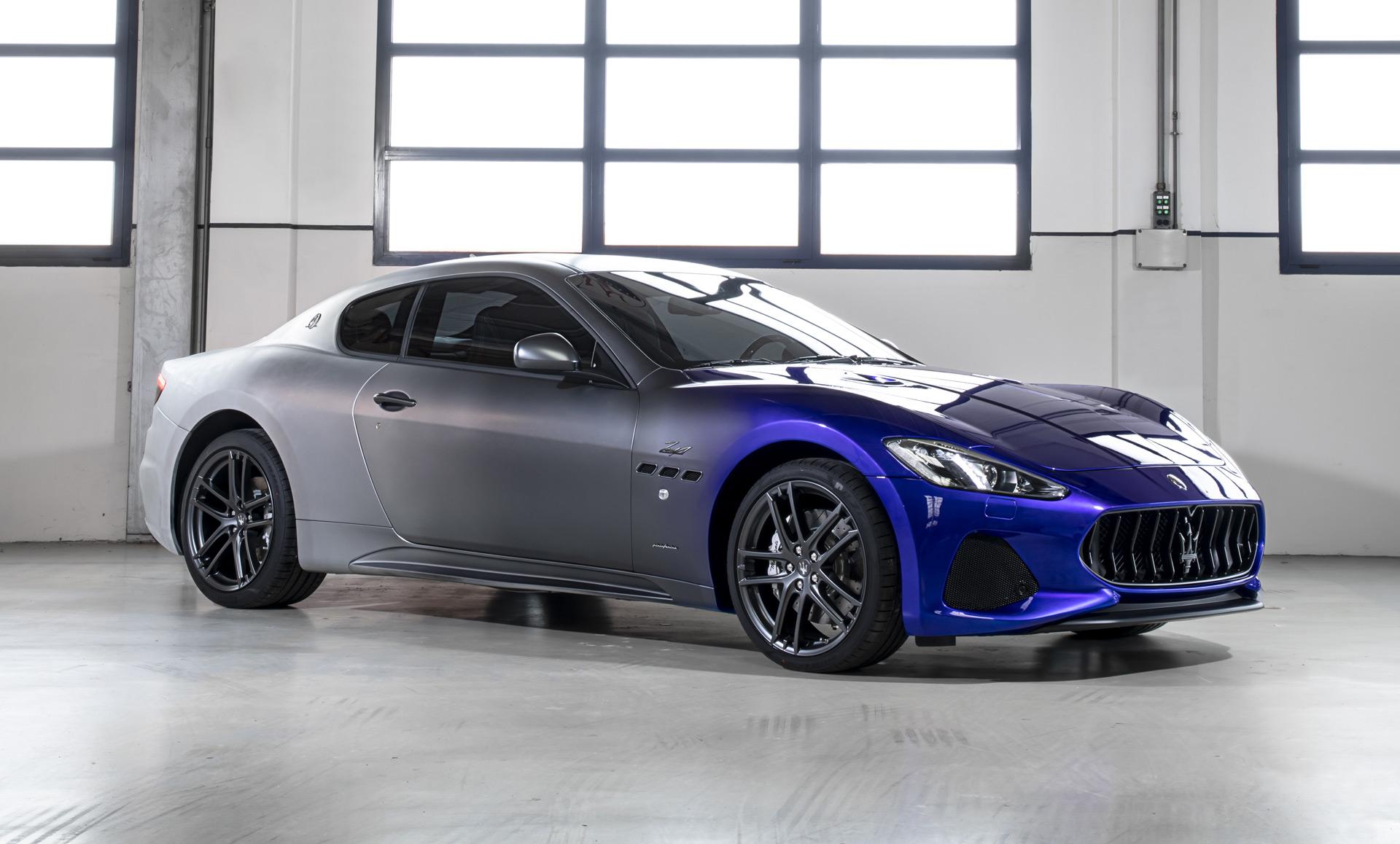 2019 Maserati GranTurismo Review, Ratings, Specs, Prices ...