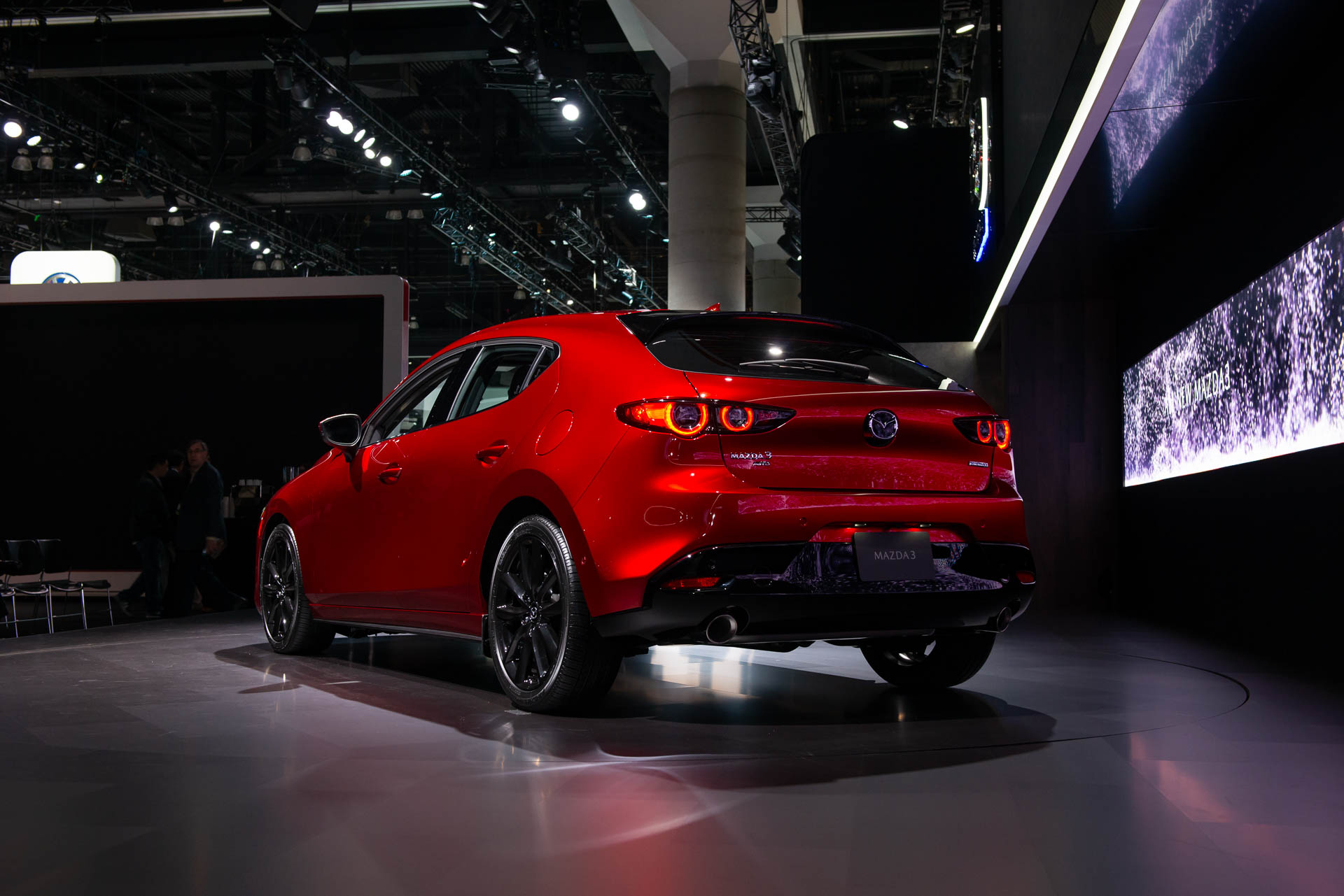 2019 Mazda 3 Sedan And Hatch Aim For An X Factor And That S Not Electric