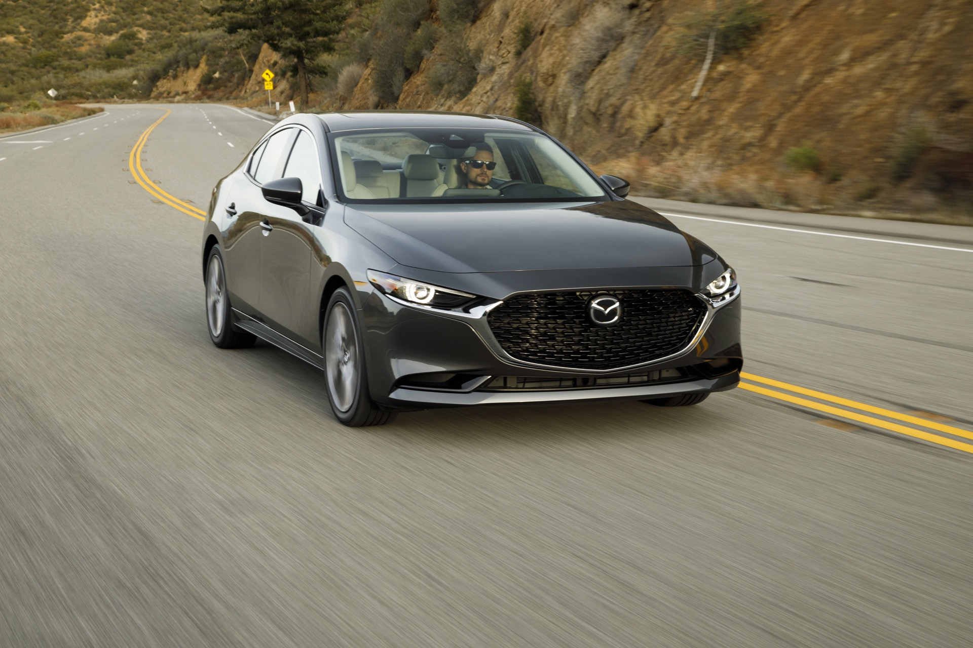 More than 25K 2019 Mazda 3s recalled for potentially loose wheel nuts