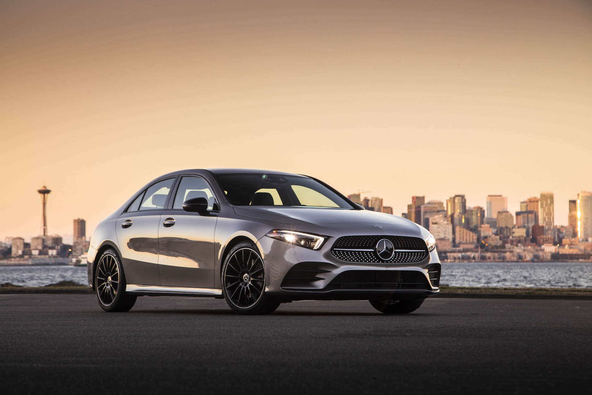2019 Mercedes Benz A Class Review Ratings Specs Prices And Photos The Car Connection
