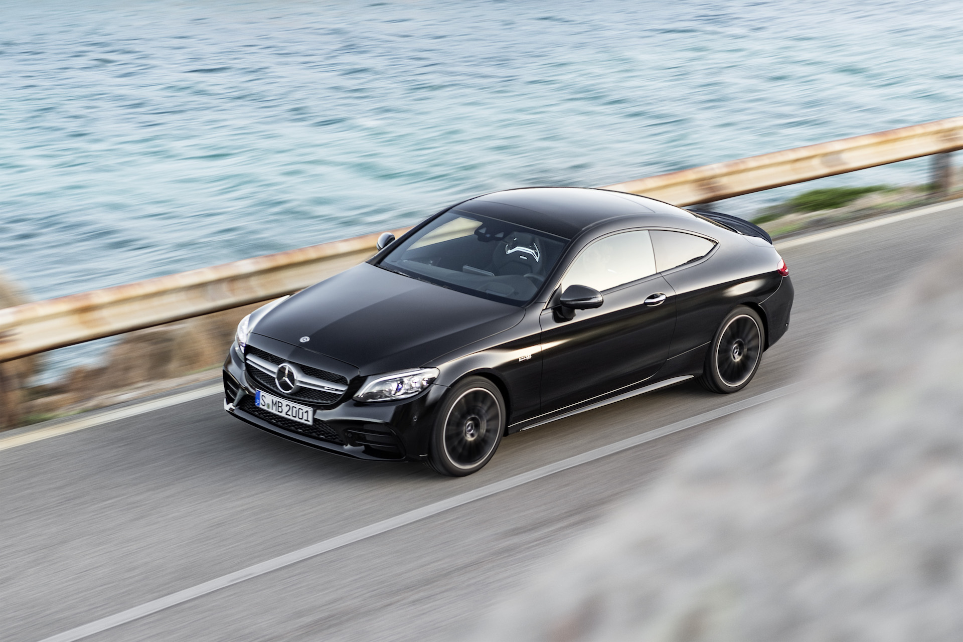 2019 Mercedes Benz C Cl Coupe And Cabriolet Gain Standard Equipment