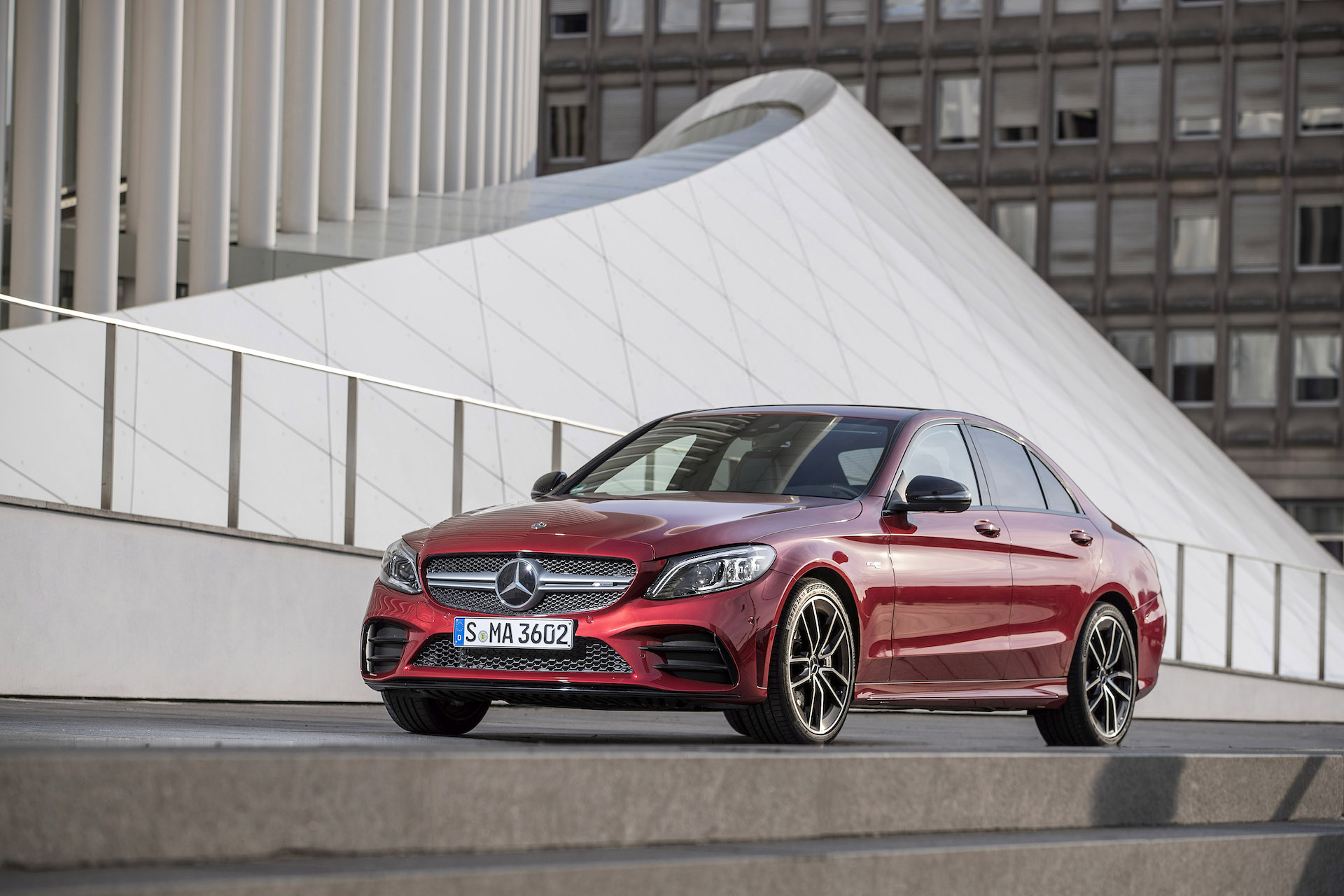 2019 Mercedes Benz C300 And C43 First Drive Review Subtle Upgrades Safety