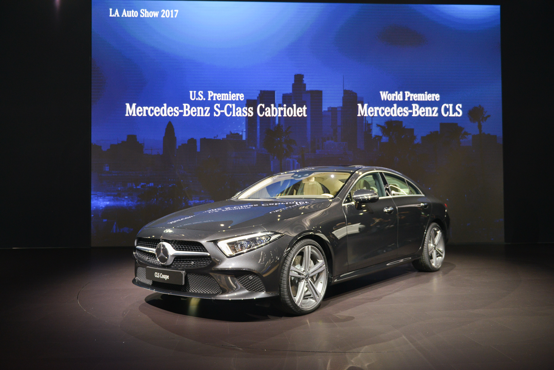 2019 Mercedes Benz Cls Class Video Preview