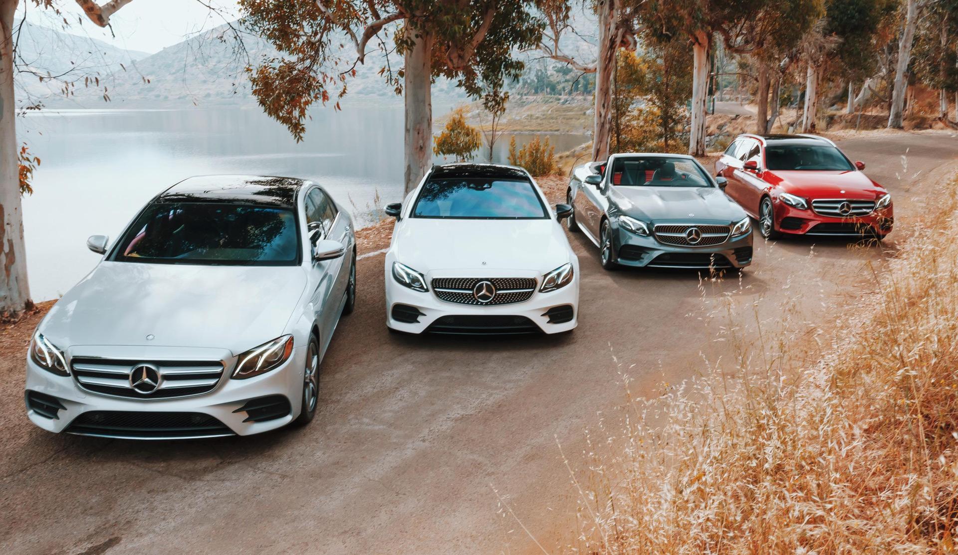 2019 Mercedes Benz E Class Adds 362 Horsepower E450 Model