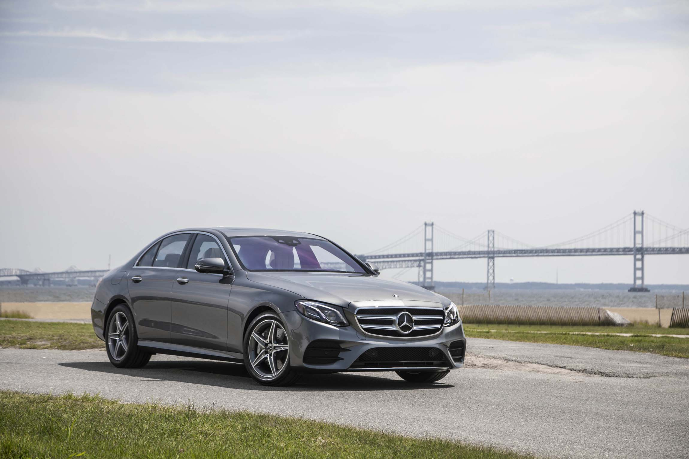 2020 Mercedes Benz E Class Spy Shoot