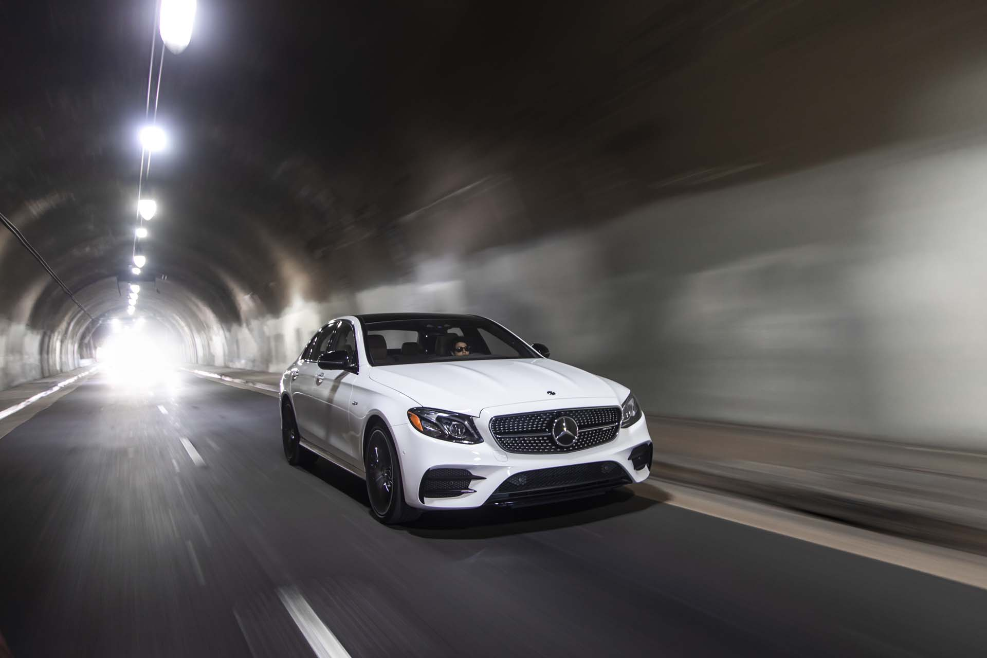 First drive review: Sweet on the 2019 Mercedes-Benz E 53 AMG sedan