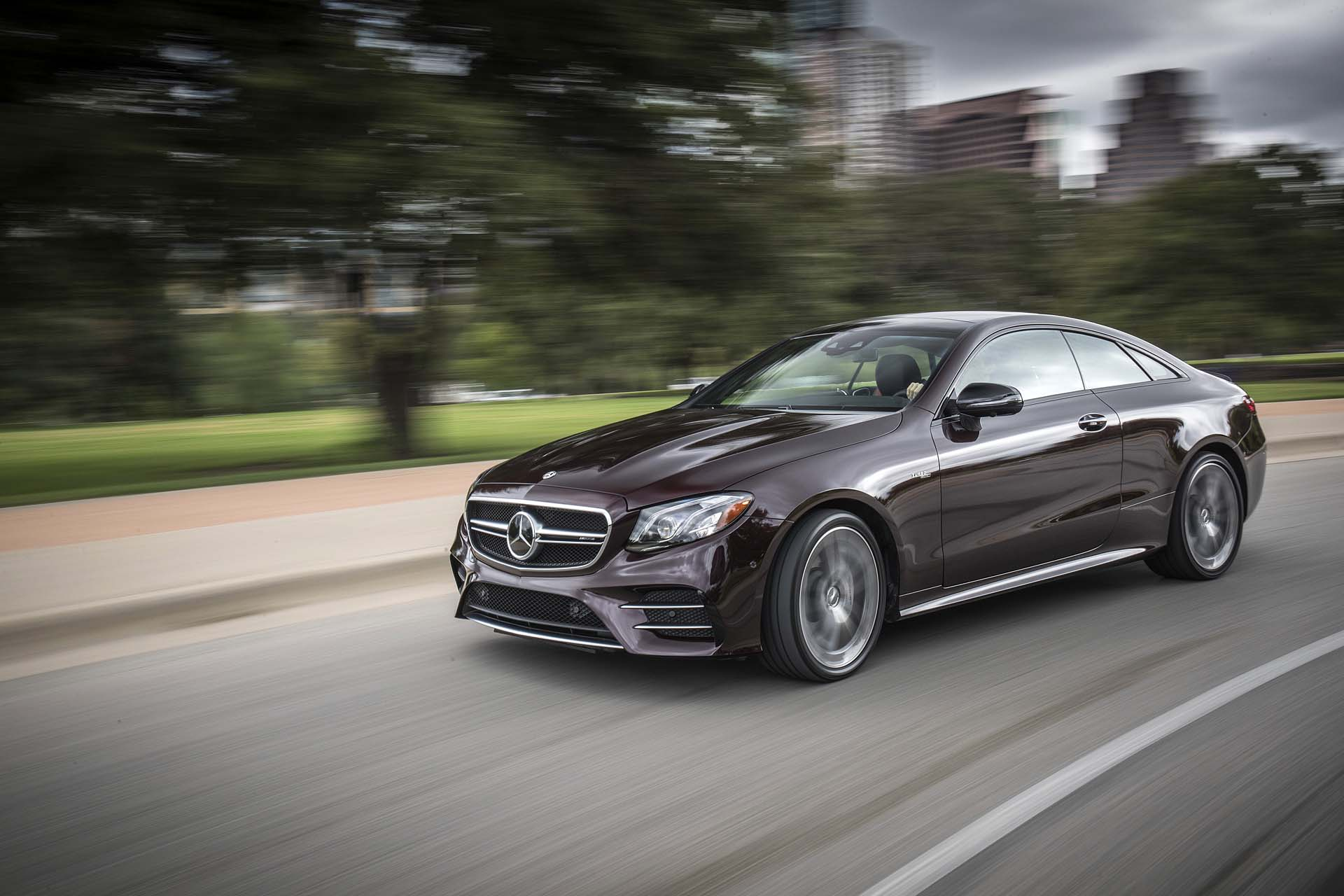 2019 Mercedes Benz E Class Review Ratings Specs Prices And Photos The Car Connection