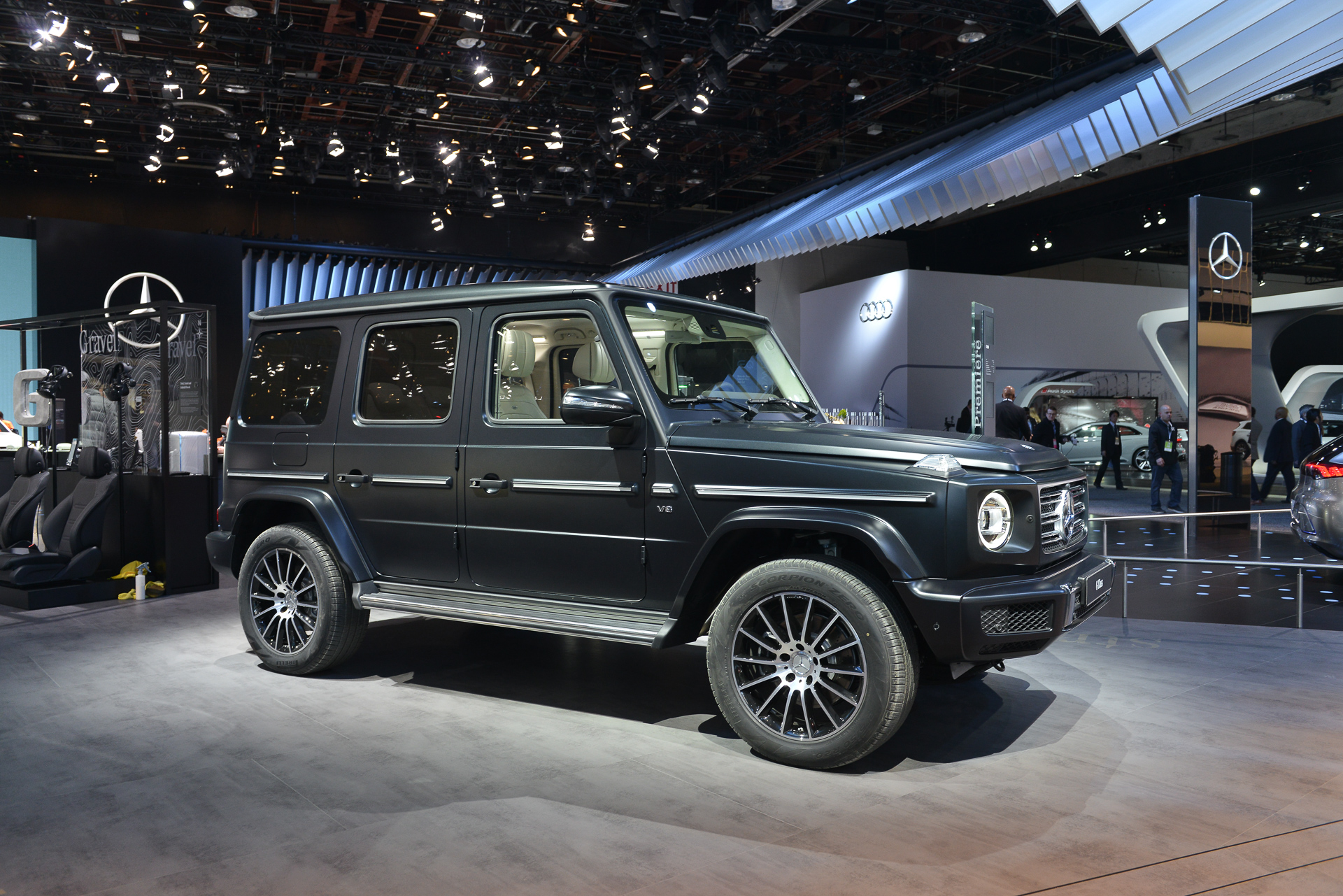 2019 Mercedes-Benz G-Class: tried, true, and all-new (Page 2)