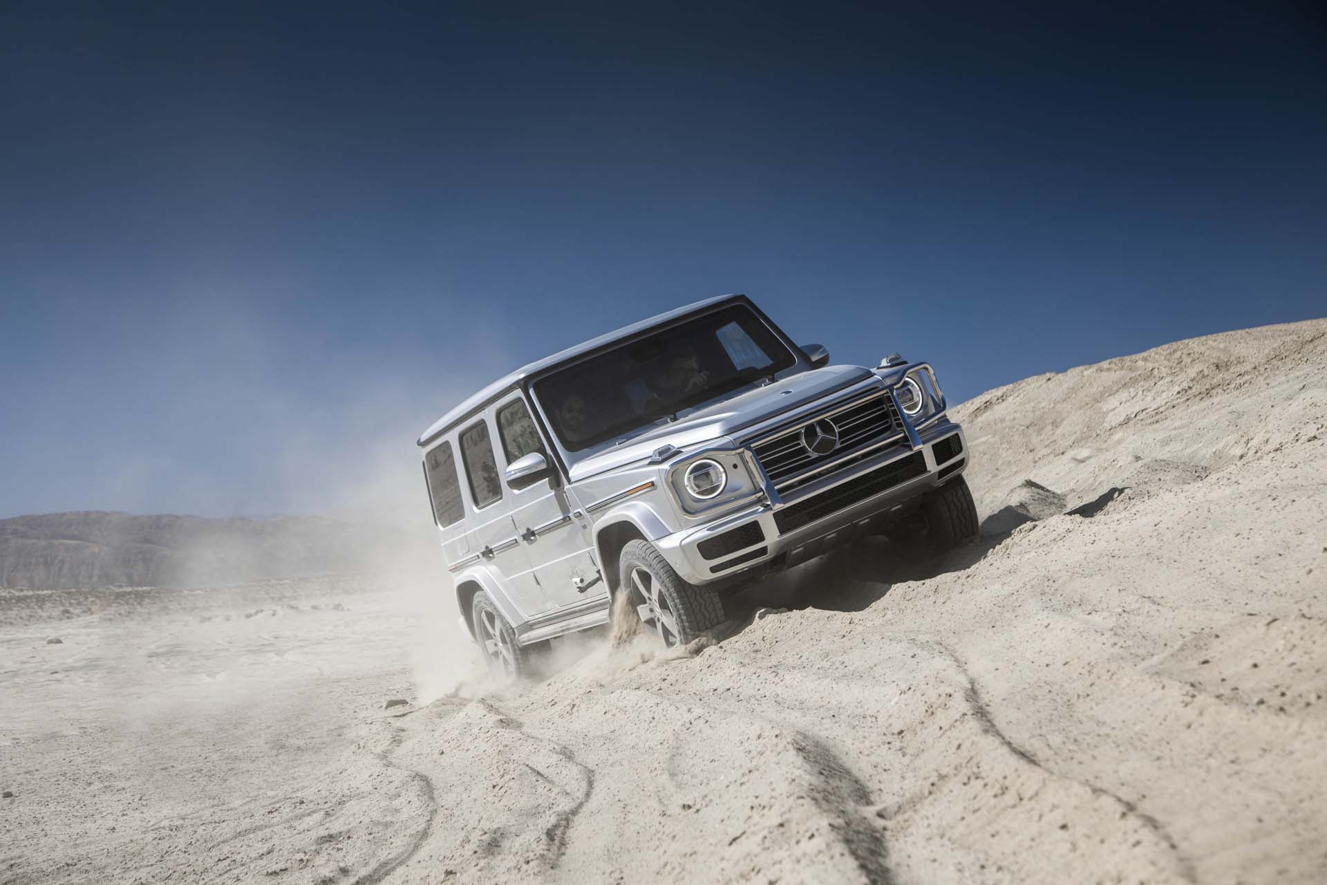 8 things you need to know about the 2019 Mercedes-Benz G550 and AMG G63