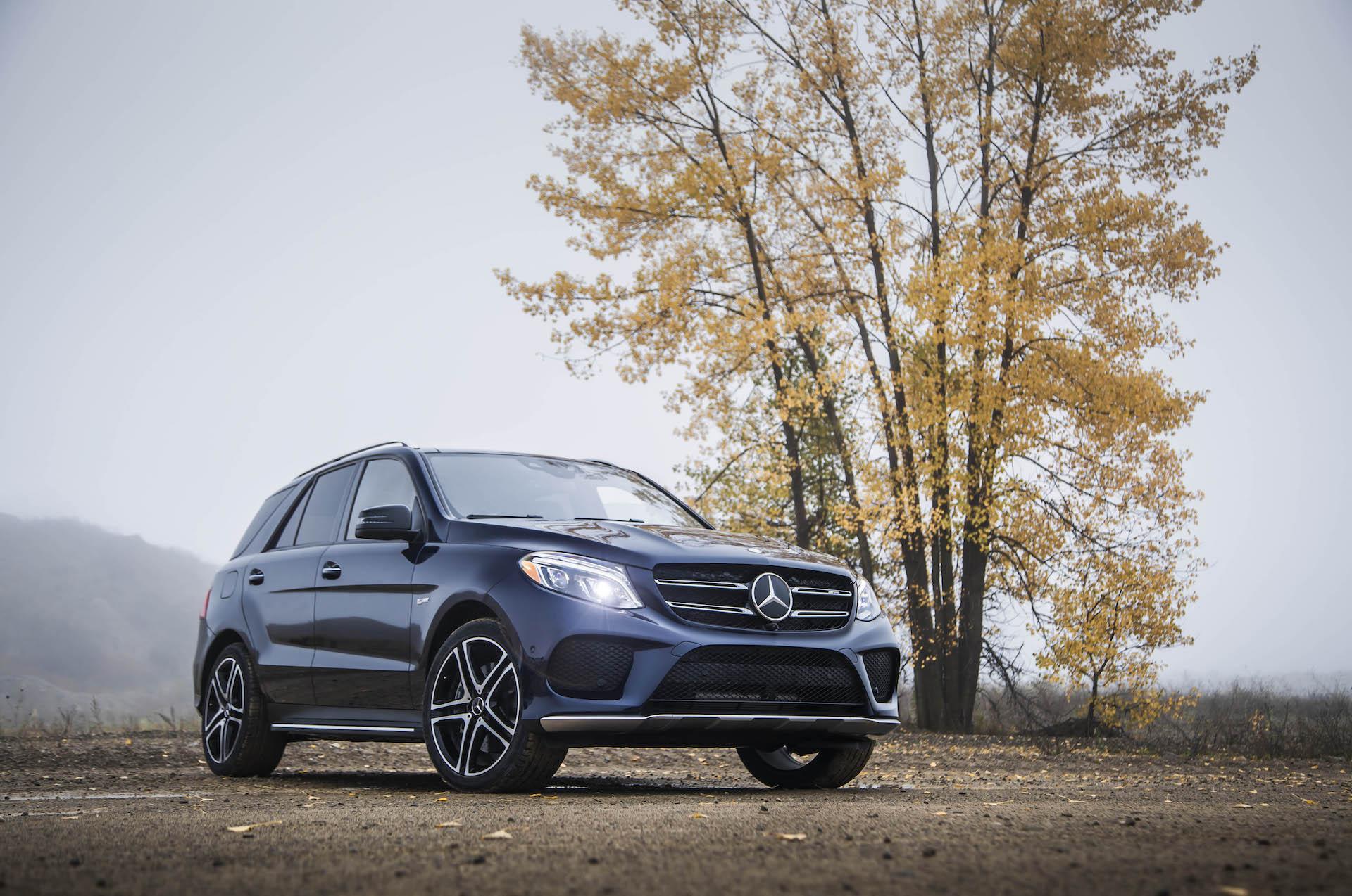 2019 Mercedes-Benz GLE-Class