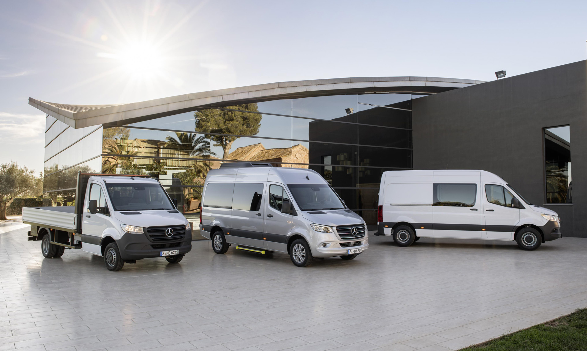 7c3e302177 2019 Mercedes-Benz Sprinter revealed
