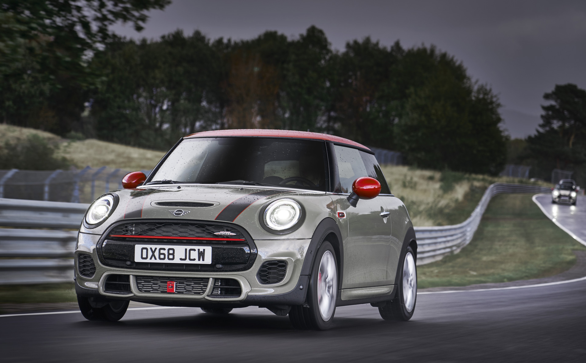 2019 Mini John Cooper Works Hardtop And Convertible Make Debut