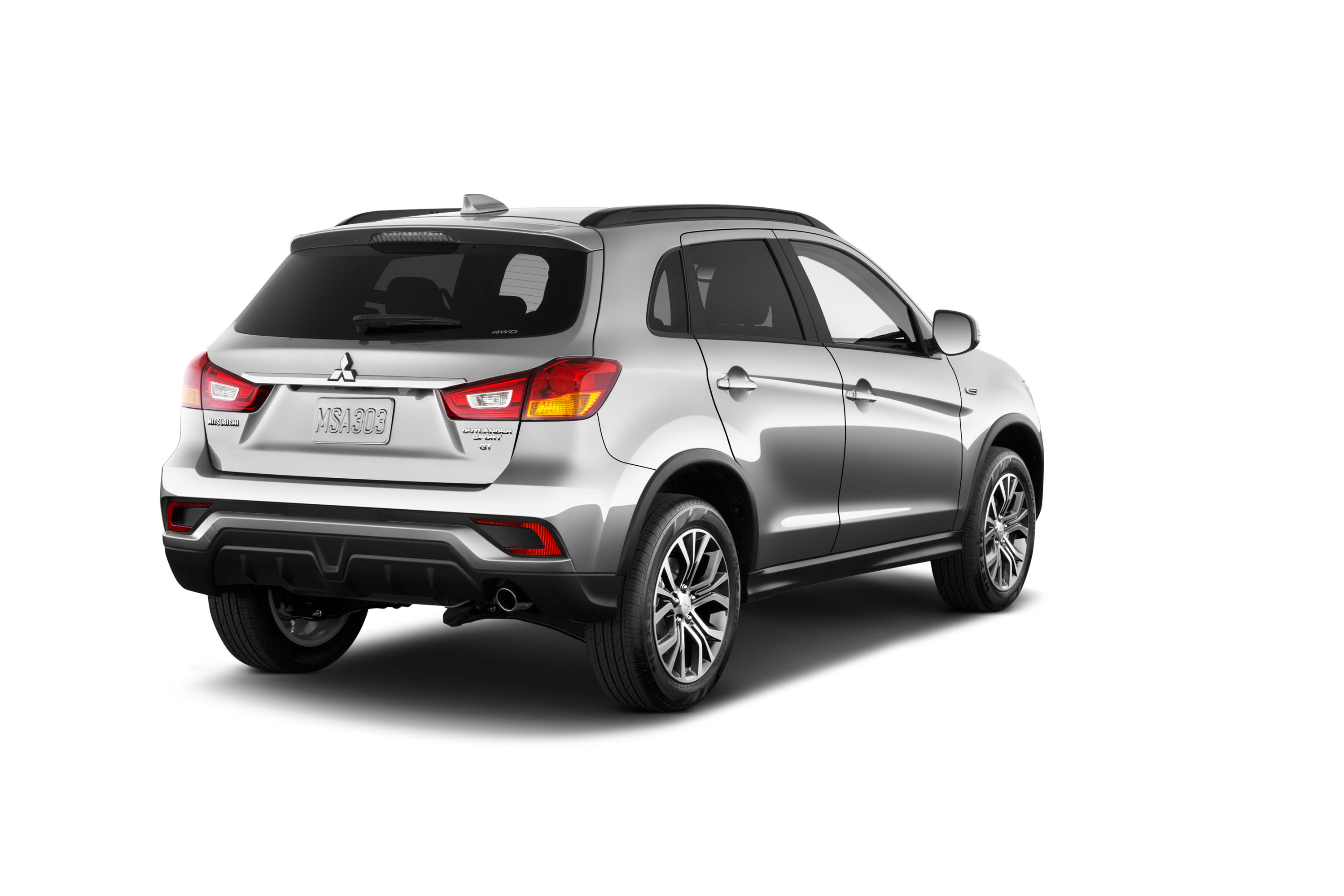 2019 mitsubishi outlander sport review ratings specs prices and photos the car connection. Black Bedroom Furniture Sets. Home Design Ideas