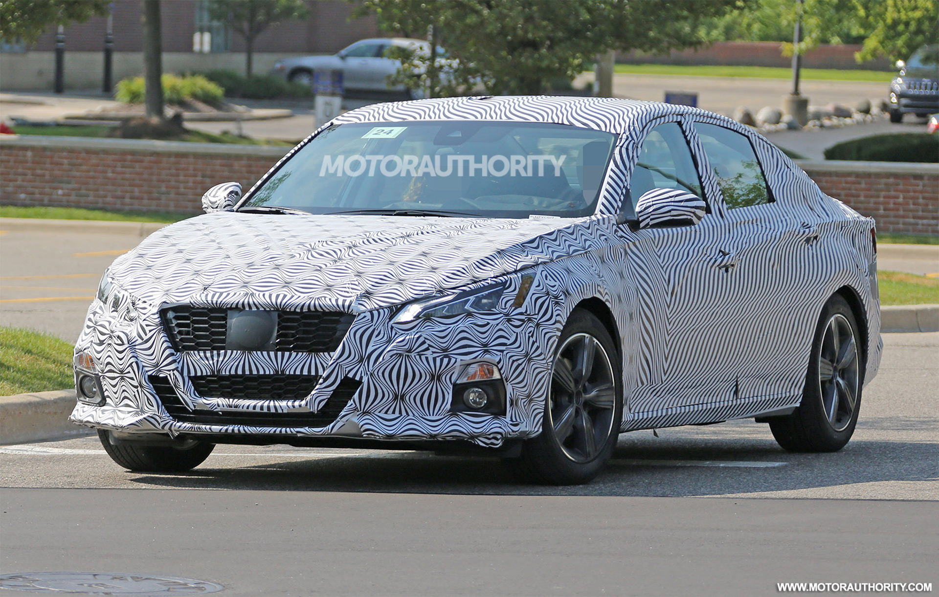 2019 Nissan Altima to debut at 2018 New York auto show