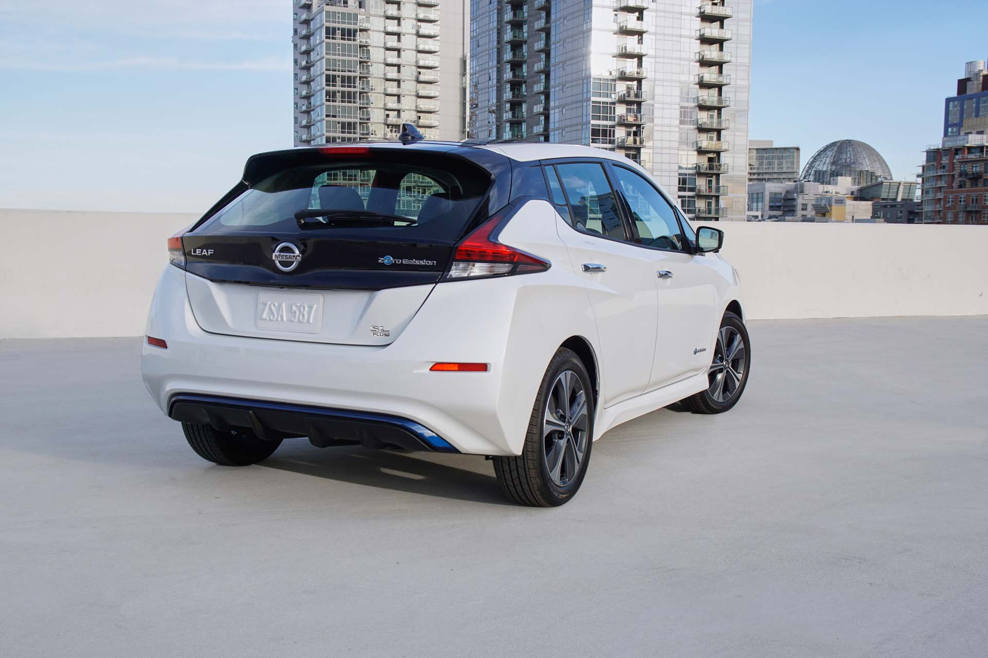 2019 Nissan Leaf Plus vs Leaf: A first look at the differences