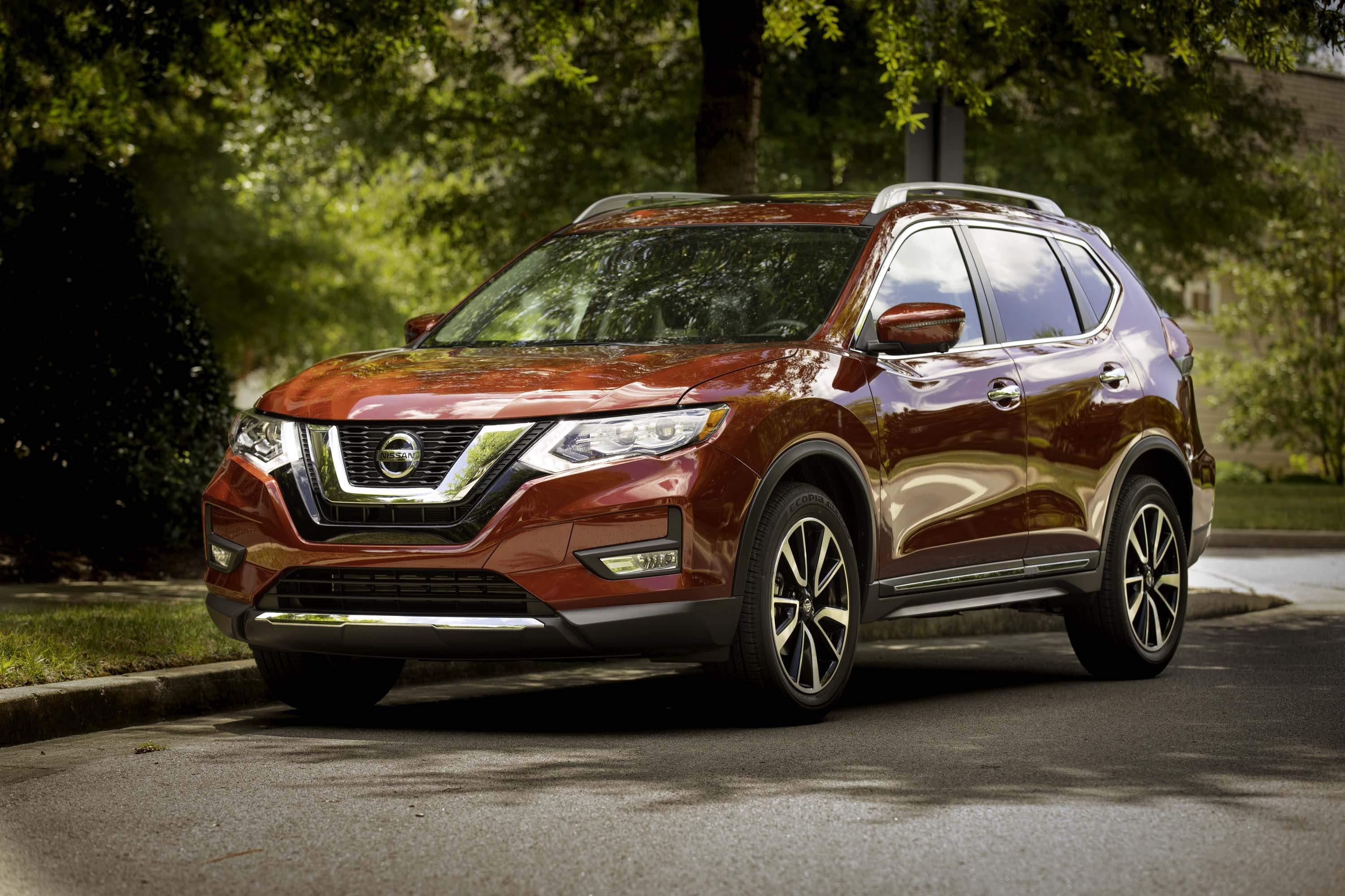 Nissan Rogue Safety Rating >> 2019 Nissan Rogue Review Ratings Specs Prices And Photos