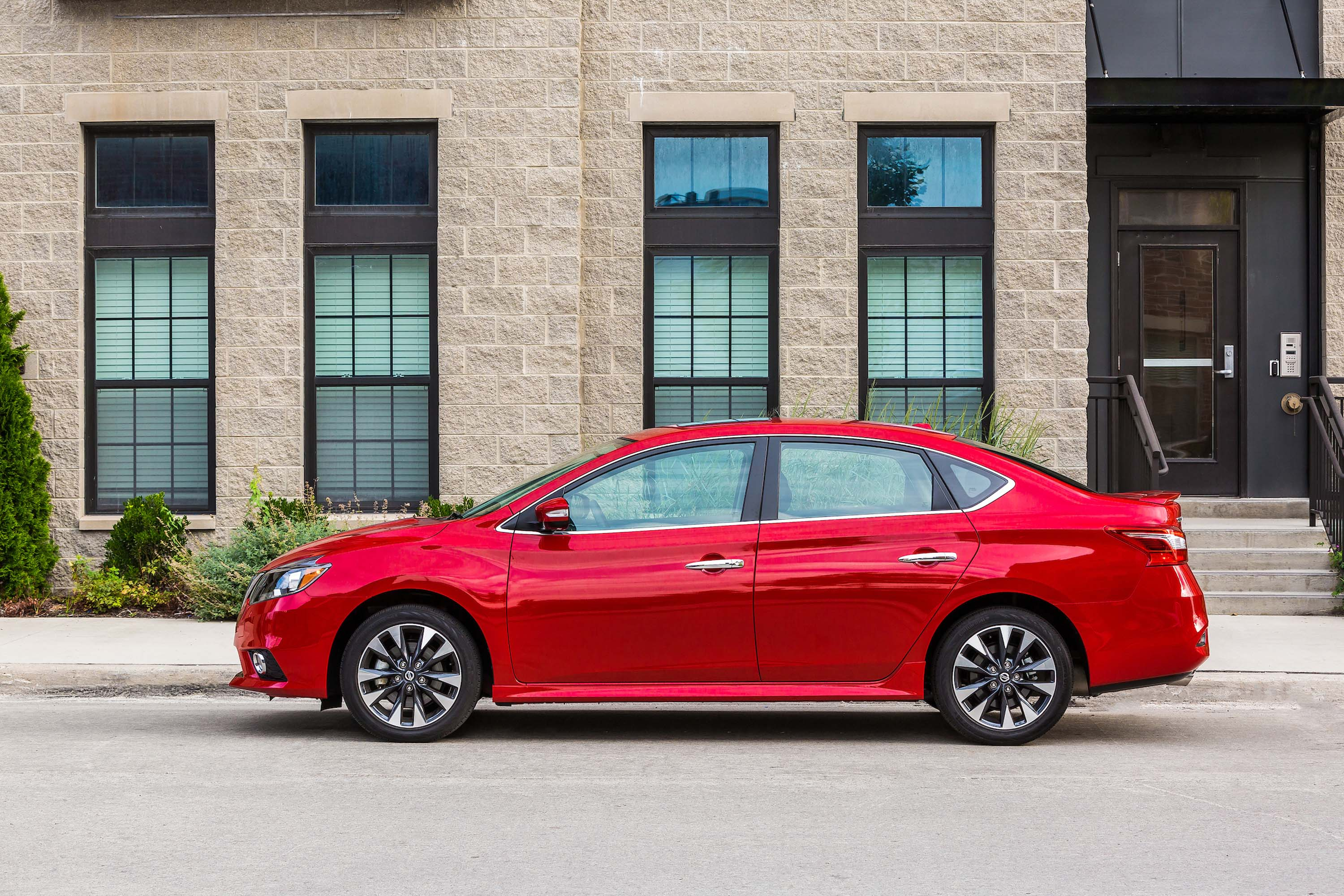 2019 Nissan Sentra Review Ratings Specs Prices And Photos The Car Connection