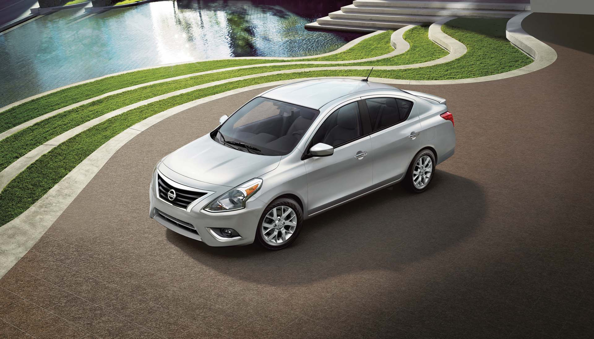 new and used nissan versa prices photos reviews specs the car connection. Black Bedroom Furniture Sets. Home Design Ideas