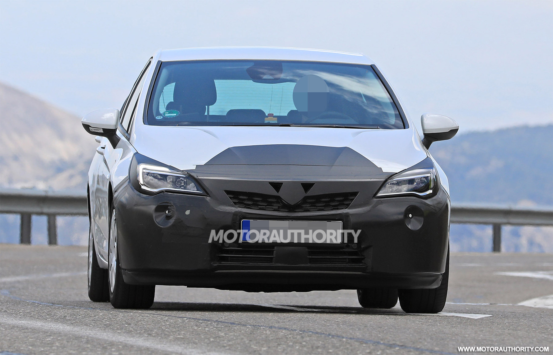 2019 opel astra spy shots and video rh motorauthority com