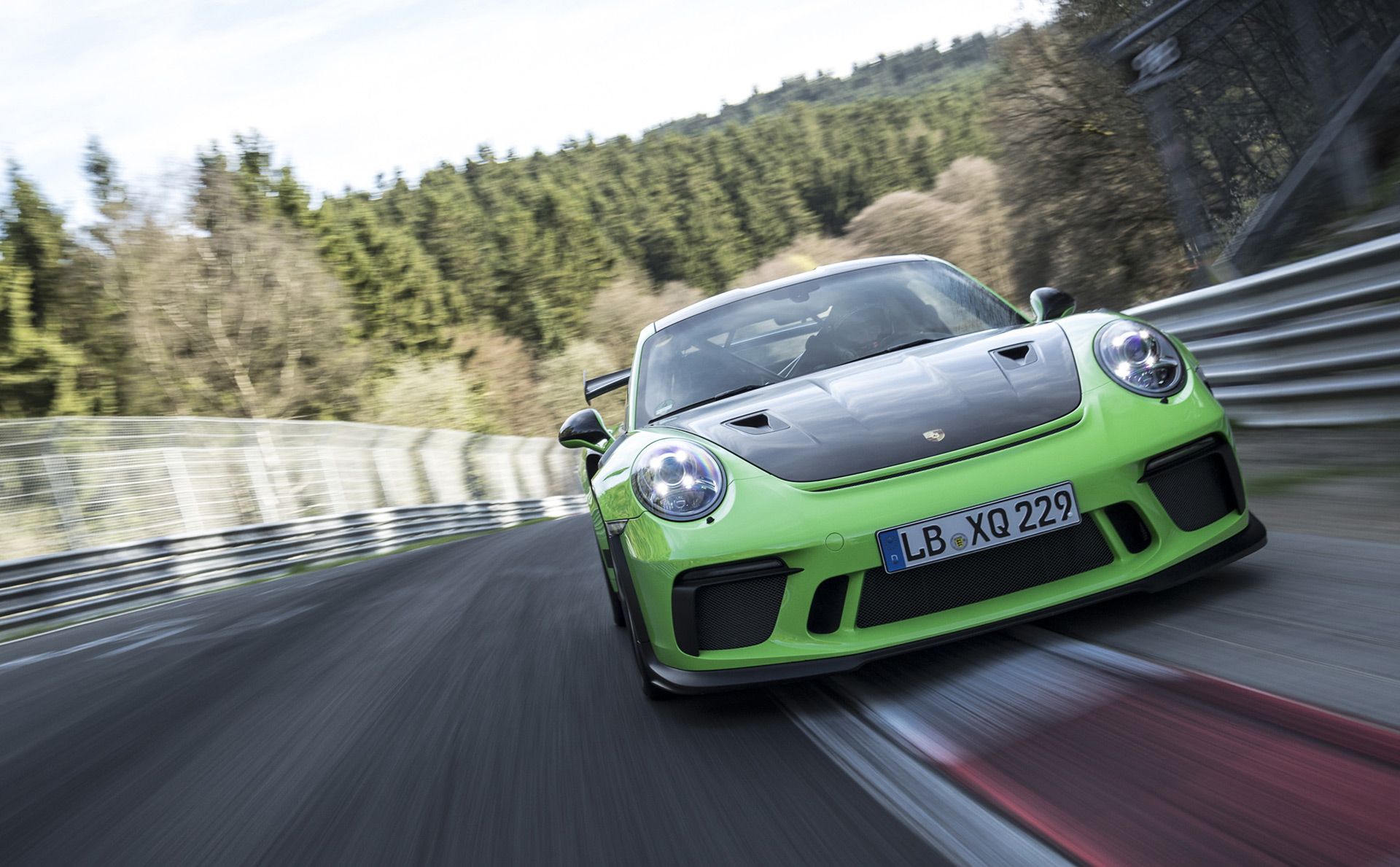 First Details On The Next Porsche 911 Gt3 Rs