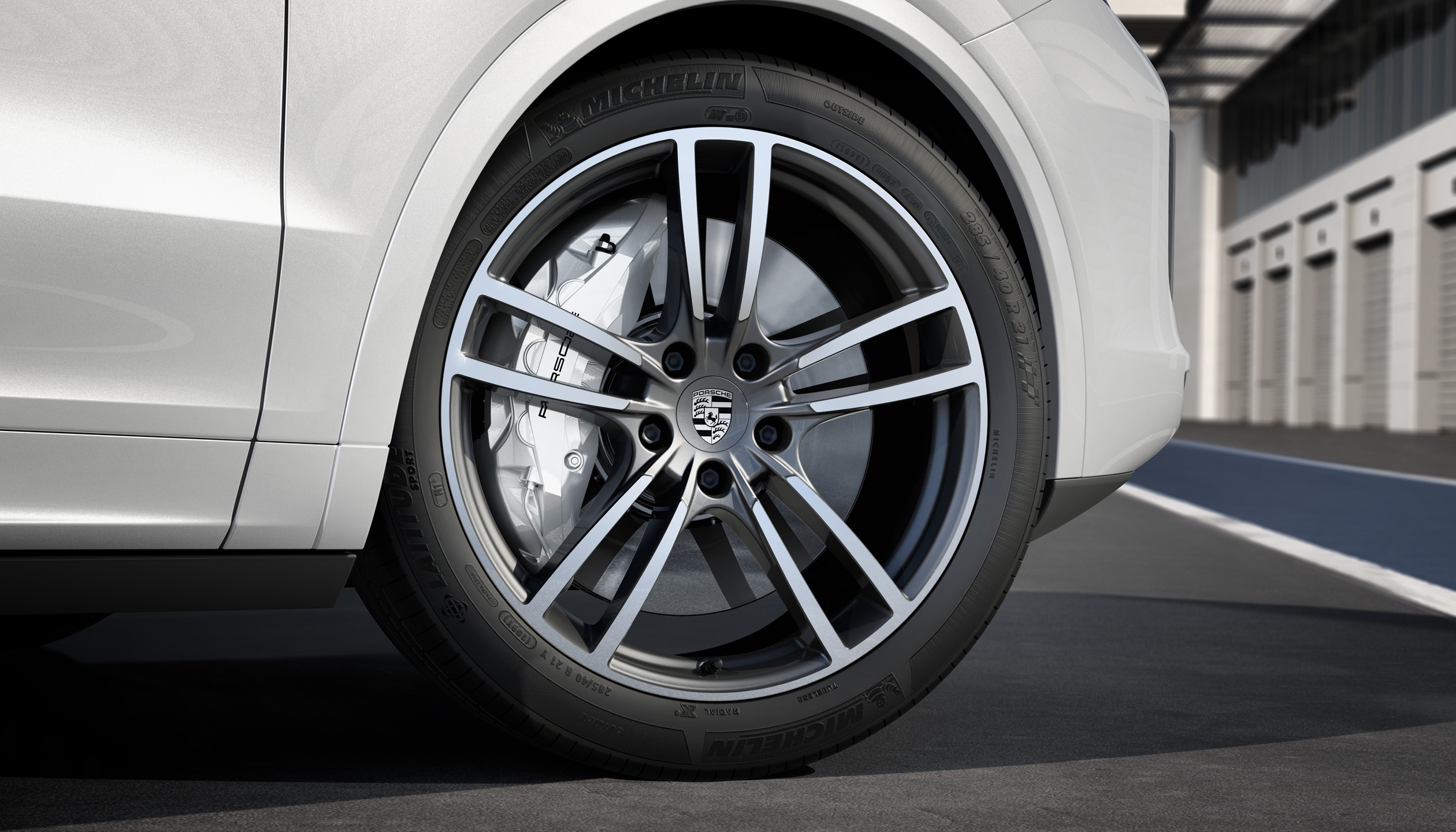 Has Porsche reinvented the brake rotor?