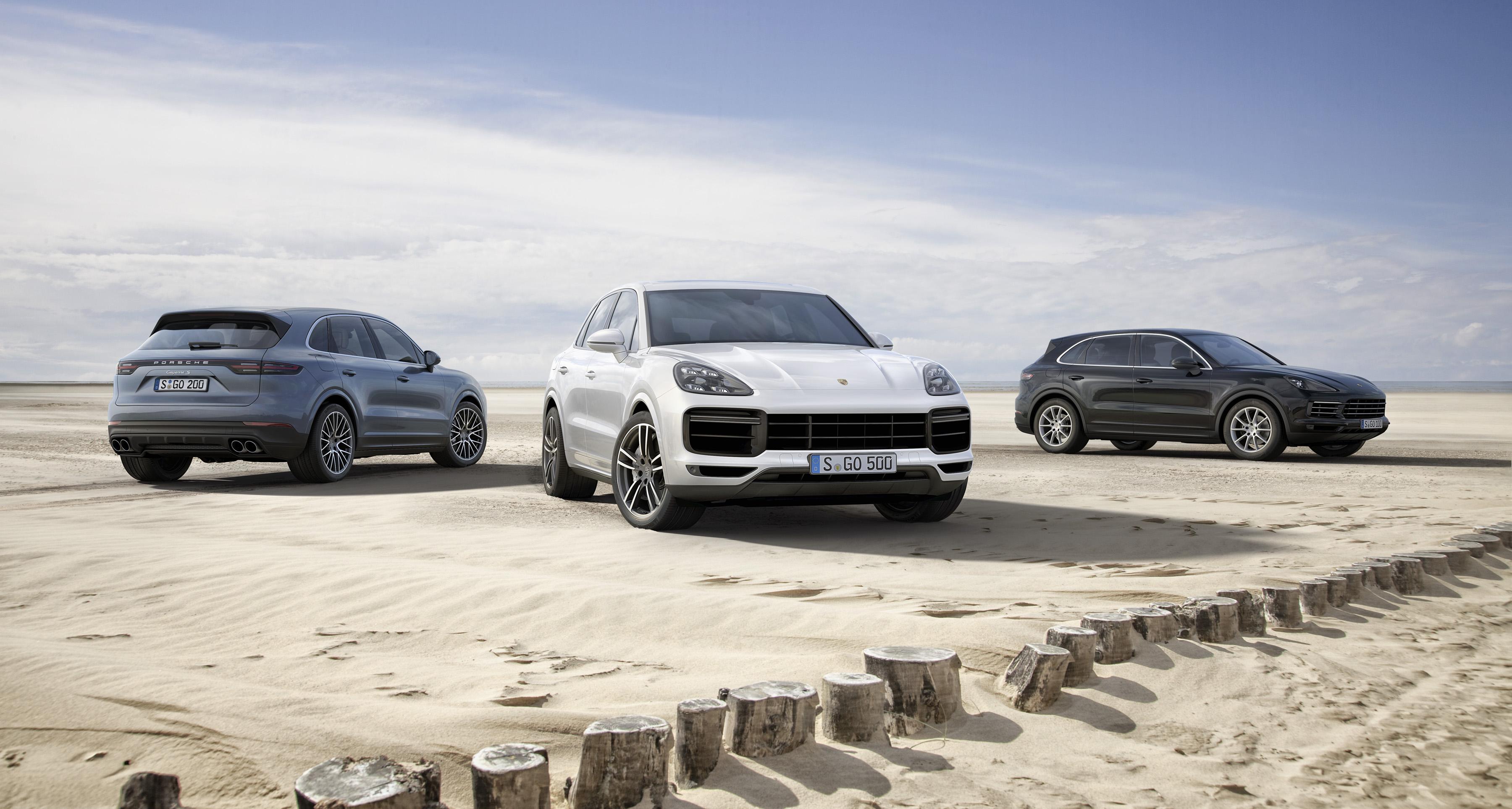 Porsche cayenne turbo s wallpaper hd