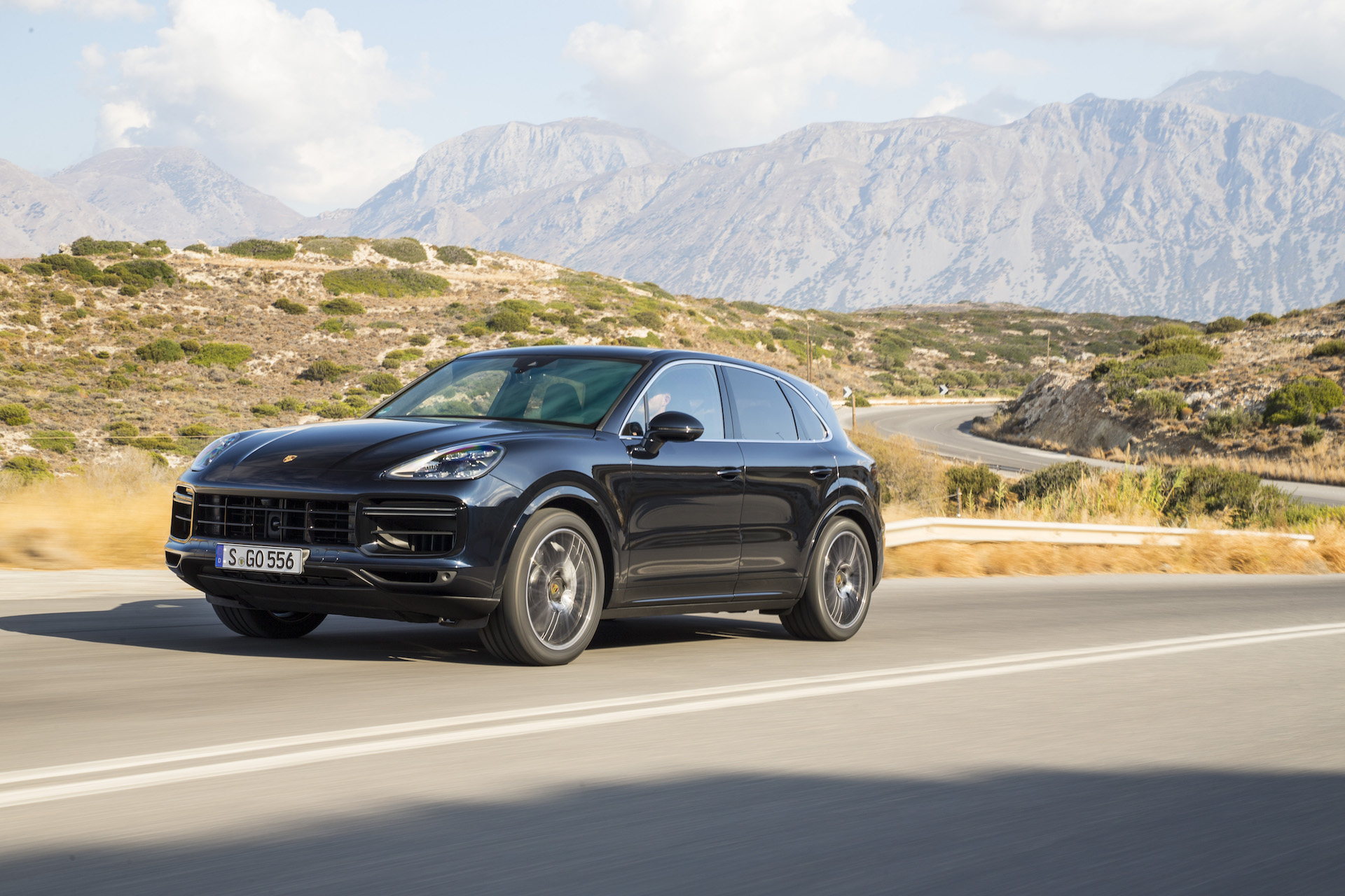 2019 Porsche Cayenne First Drive Review An Epoch Ending Suv
