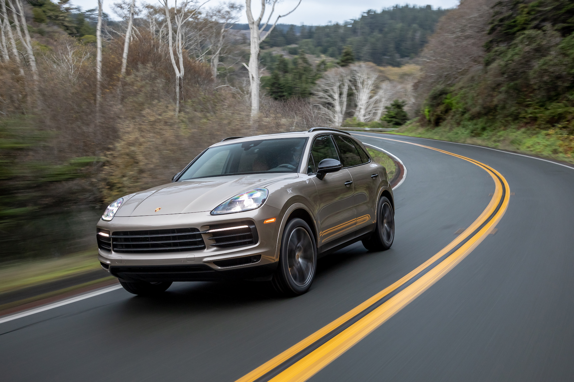 2019 Porsche Cayenne Review Ratings Specs Prices And