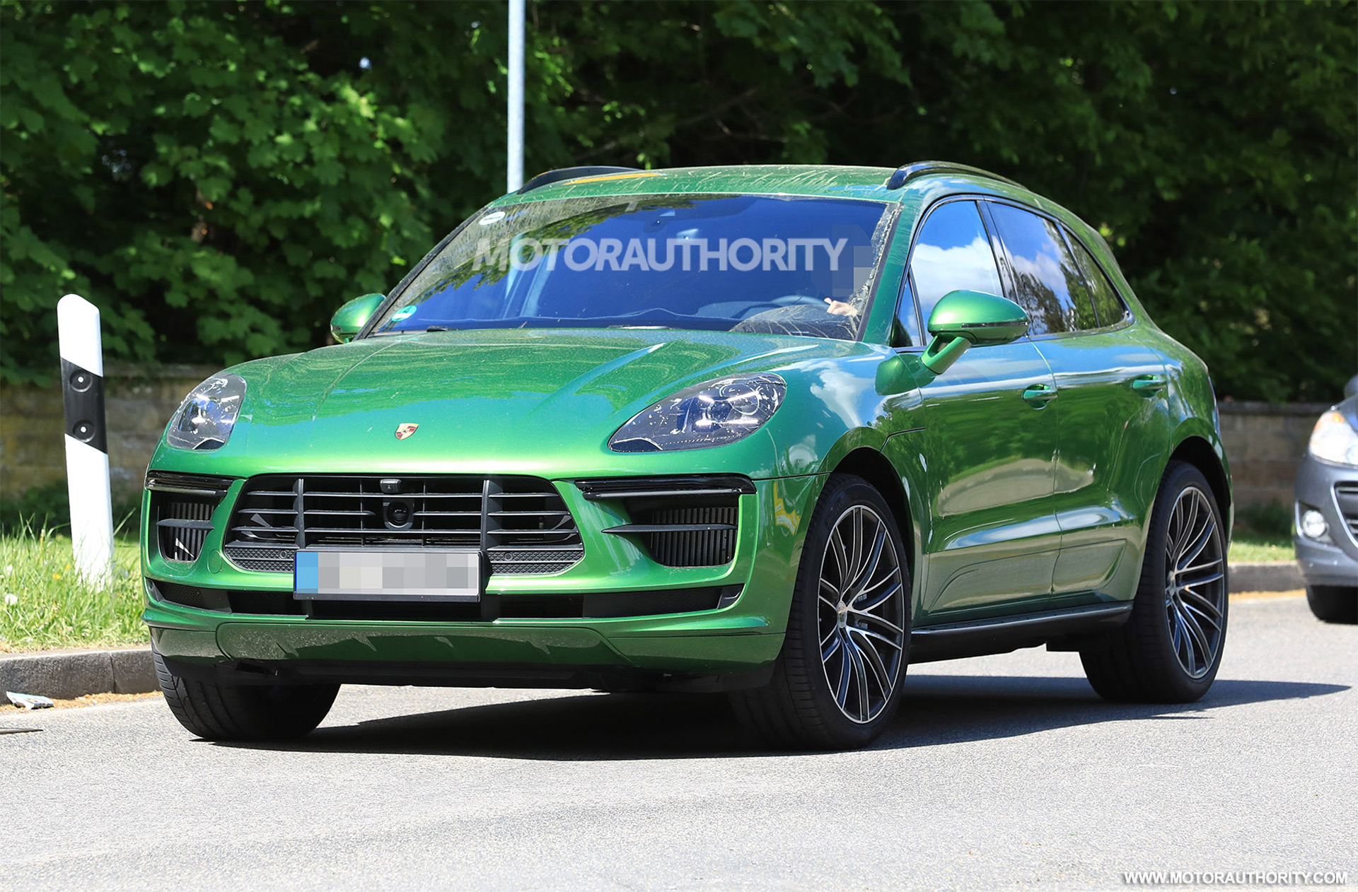 2020 Porsche Macan S, GTS, Interior, Hybrid >> 2019 Porsche Macan Spy Shots And Video