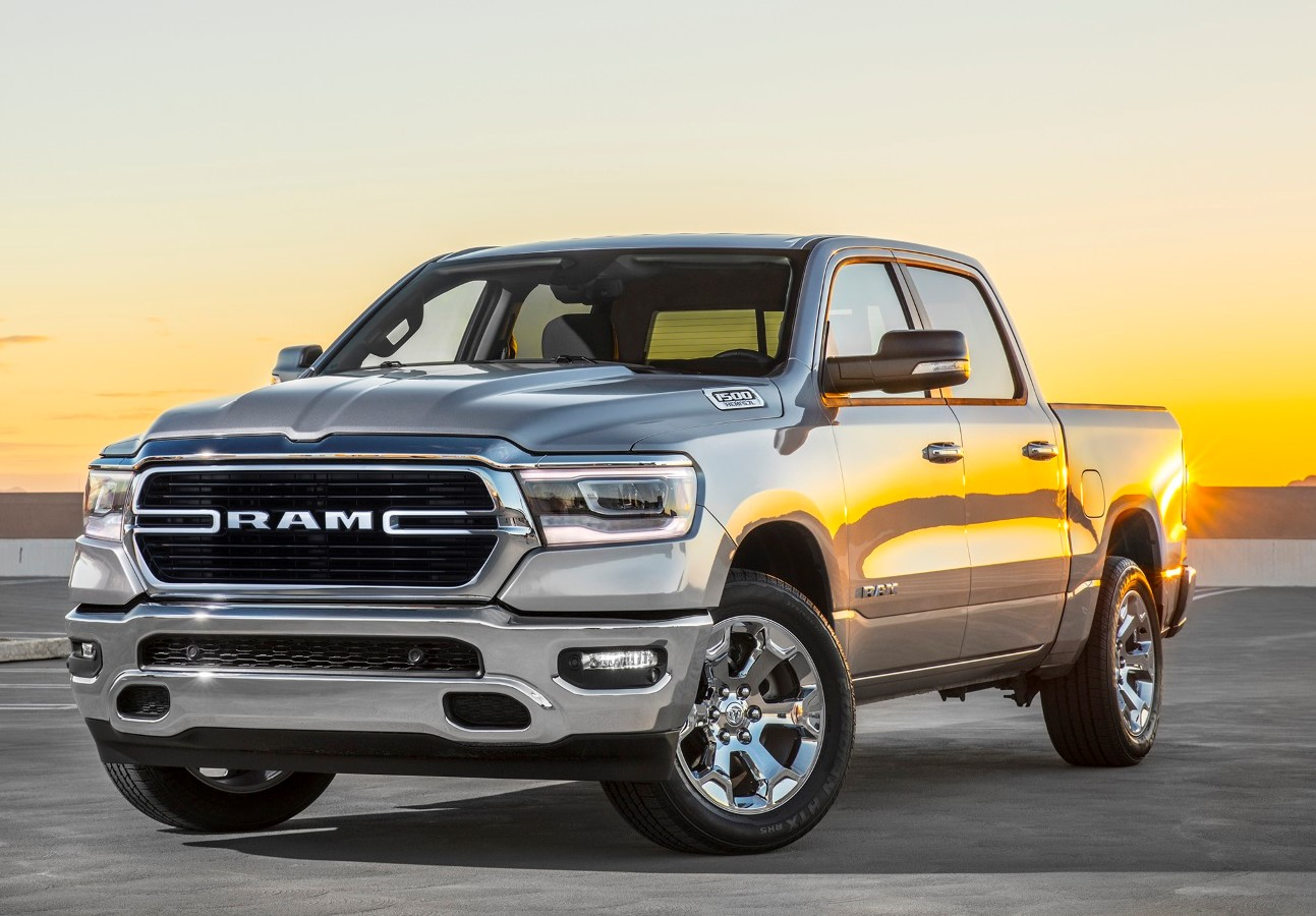 2019 ram 1500 etorque first drive the silent assassin of. Black Bedroom Furniture Sets. Home Design Ideas