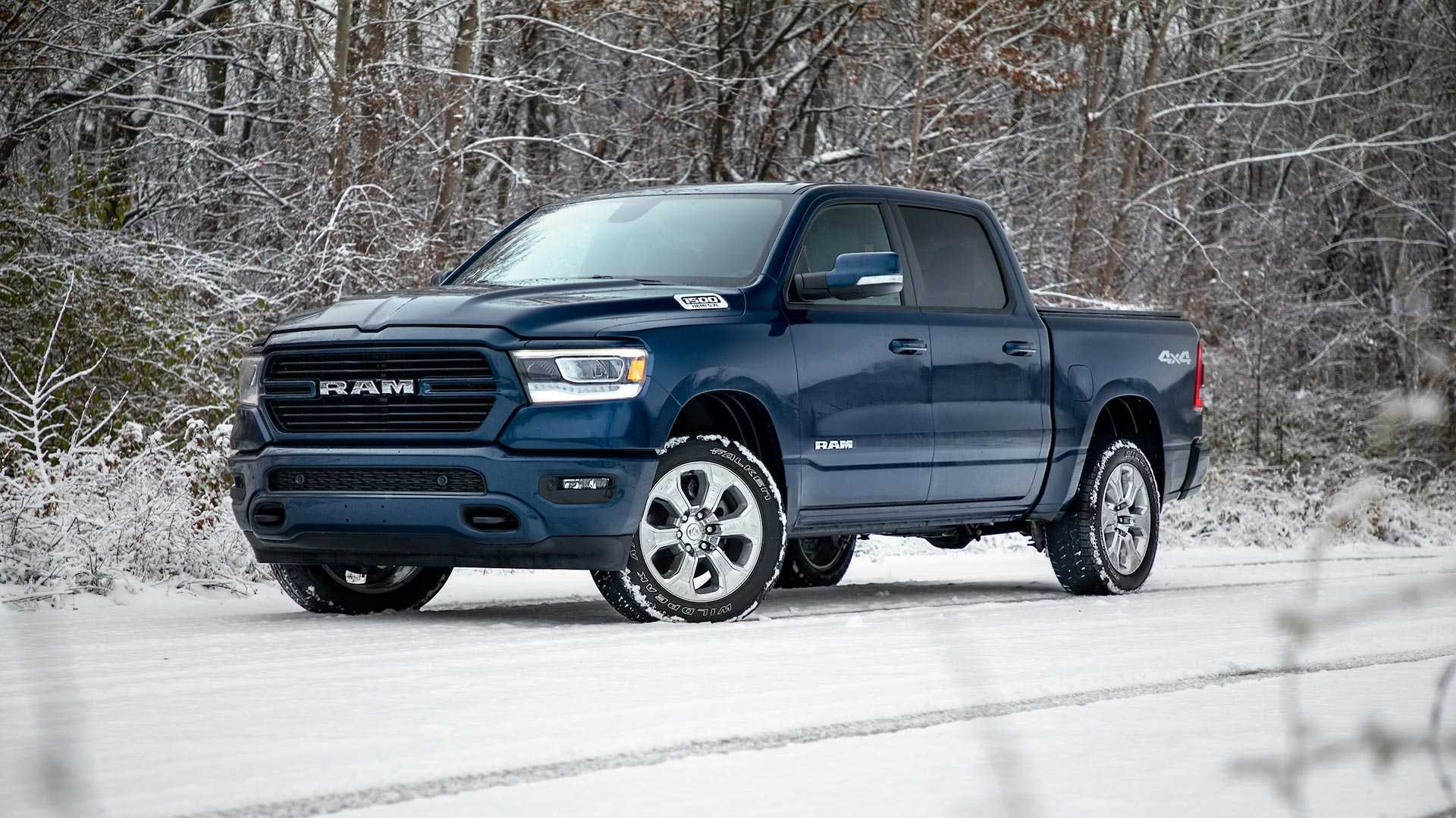 What S New For 2019 Ram