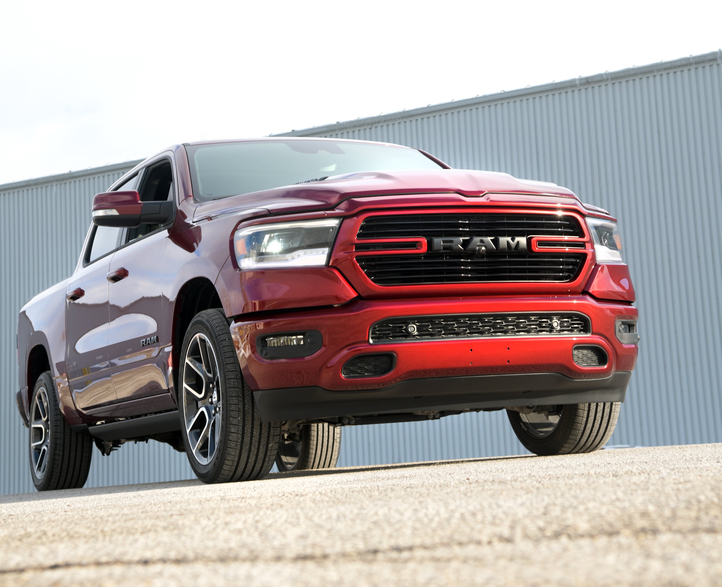 2019 ram 1500 special editions unveiled for canadians texans. Black Bedroom Furniture Sets. Home Design Ideas