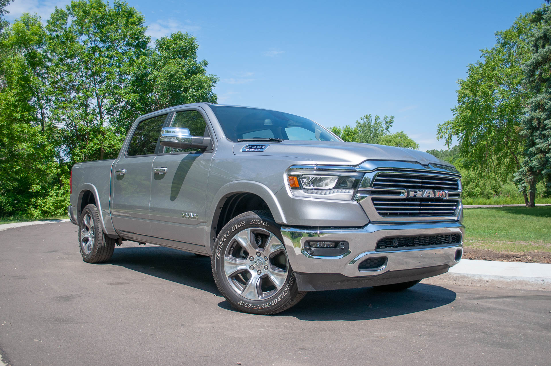 2019 ram 1500 review update the new leader of the pack. Black Bedroom Furniture Sets. Home Design Ideas