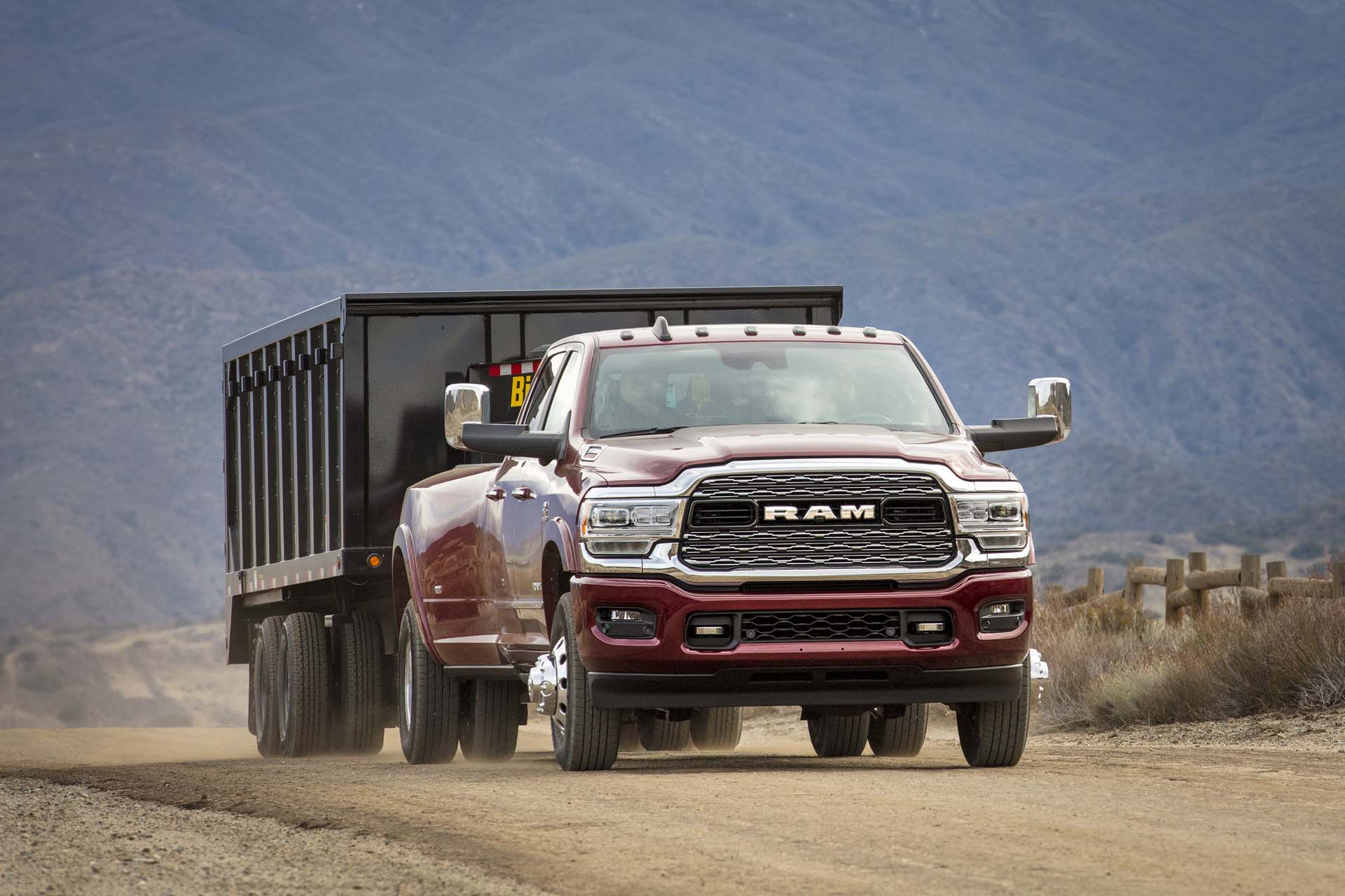 First Drive: 2019 Ram 2500 and 3500 heavy duty puts 1,000 ...