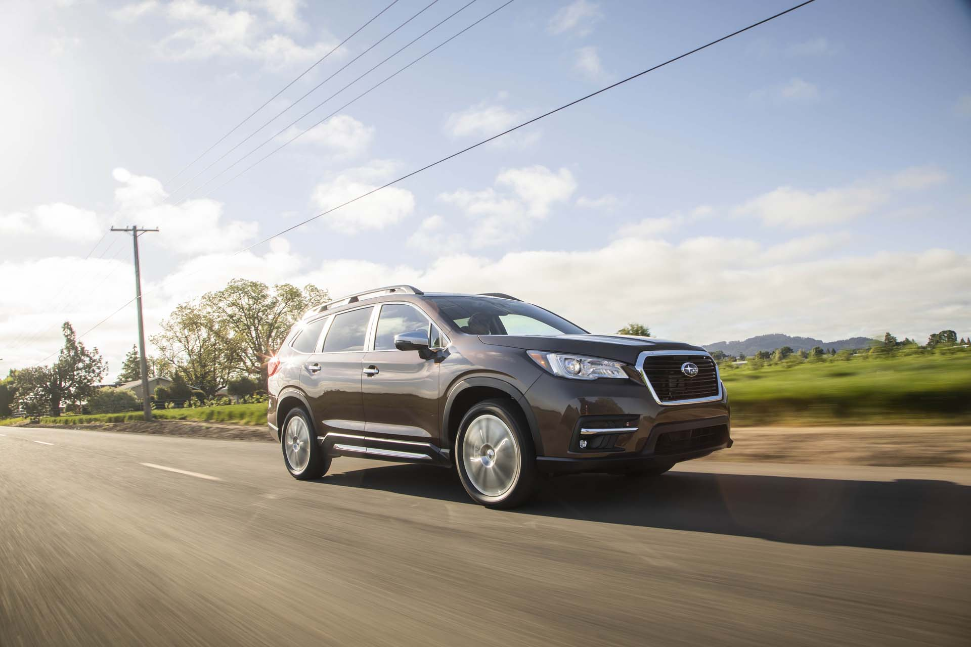 2019 Subaru Ascent Review Ratings Specs Prices And Photos