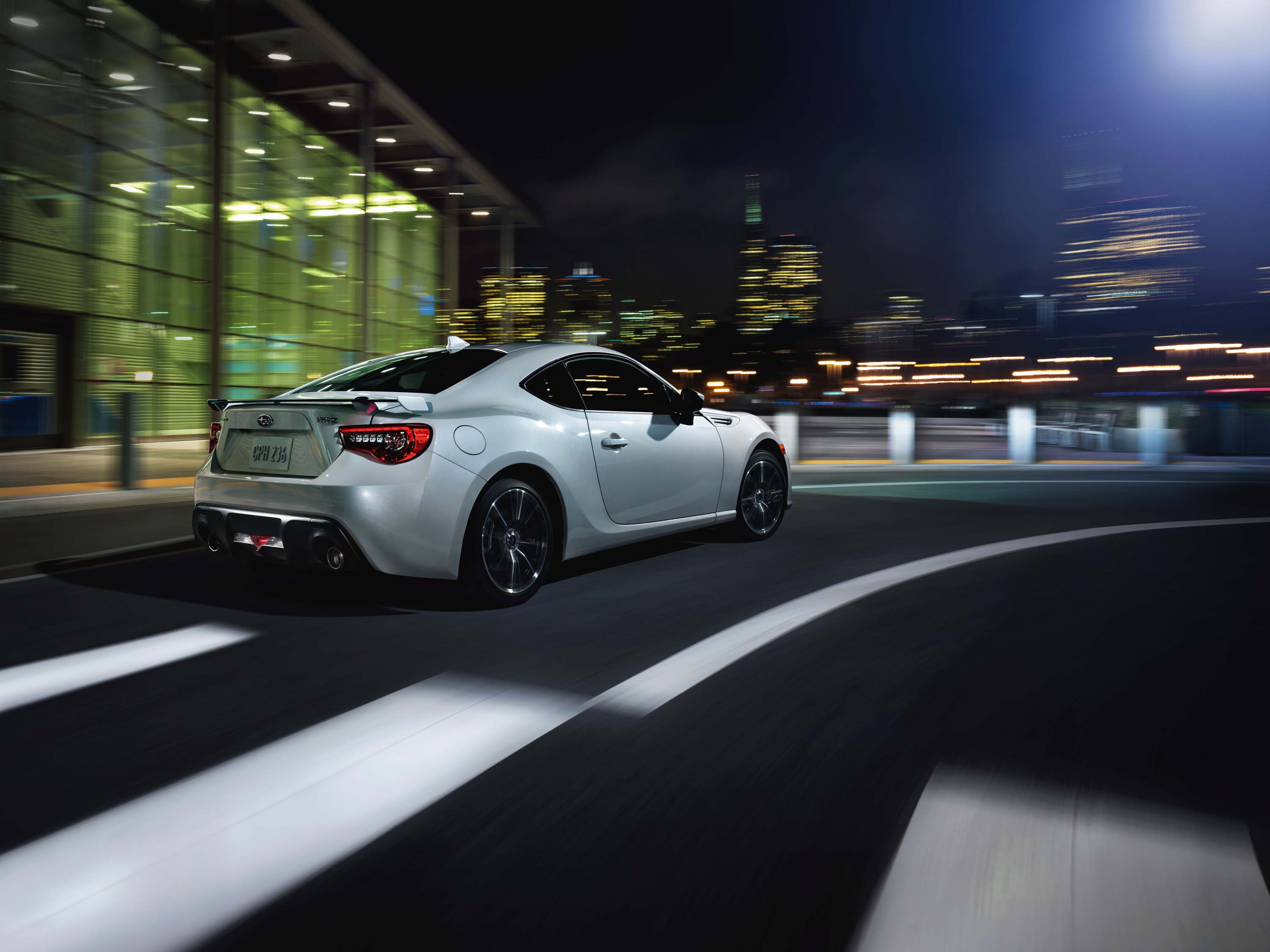 Limited-edition 2019 Subaru BRZ Series.Gray looks to the ...