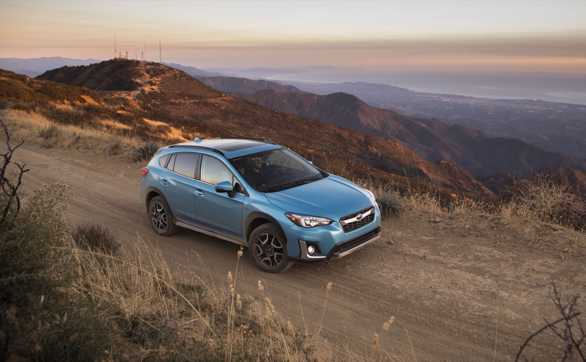 2019 Subaru Crosstrek Hybrid First Drive Of 17 Mile 35 Mpg Plug In