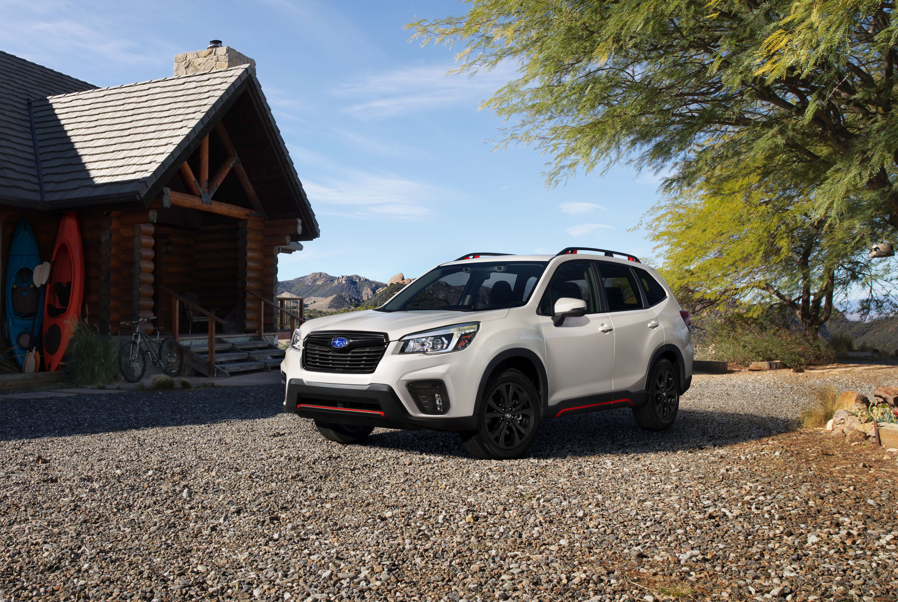 2019 Subaru Forester pact SUV costs $25 270 to start about $500