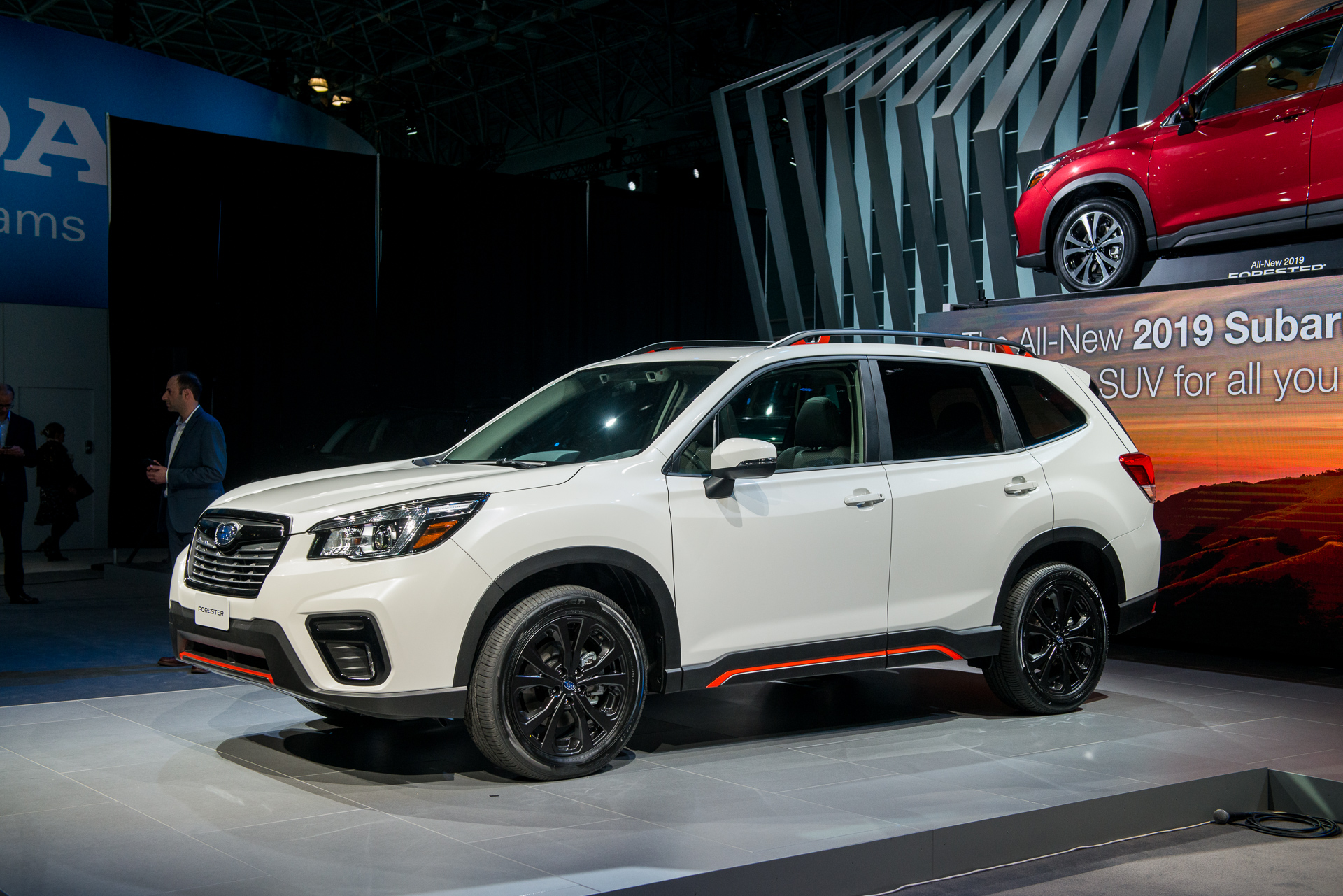 2019 Subaru Forester The Crossover Suv That Watches You