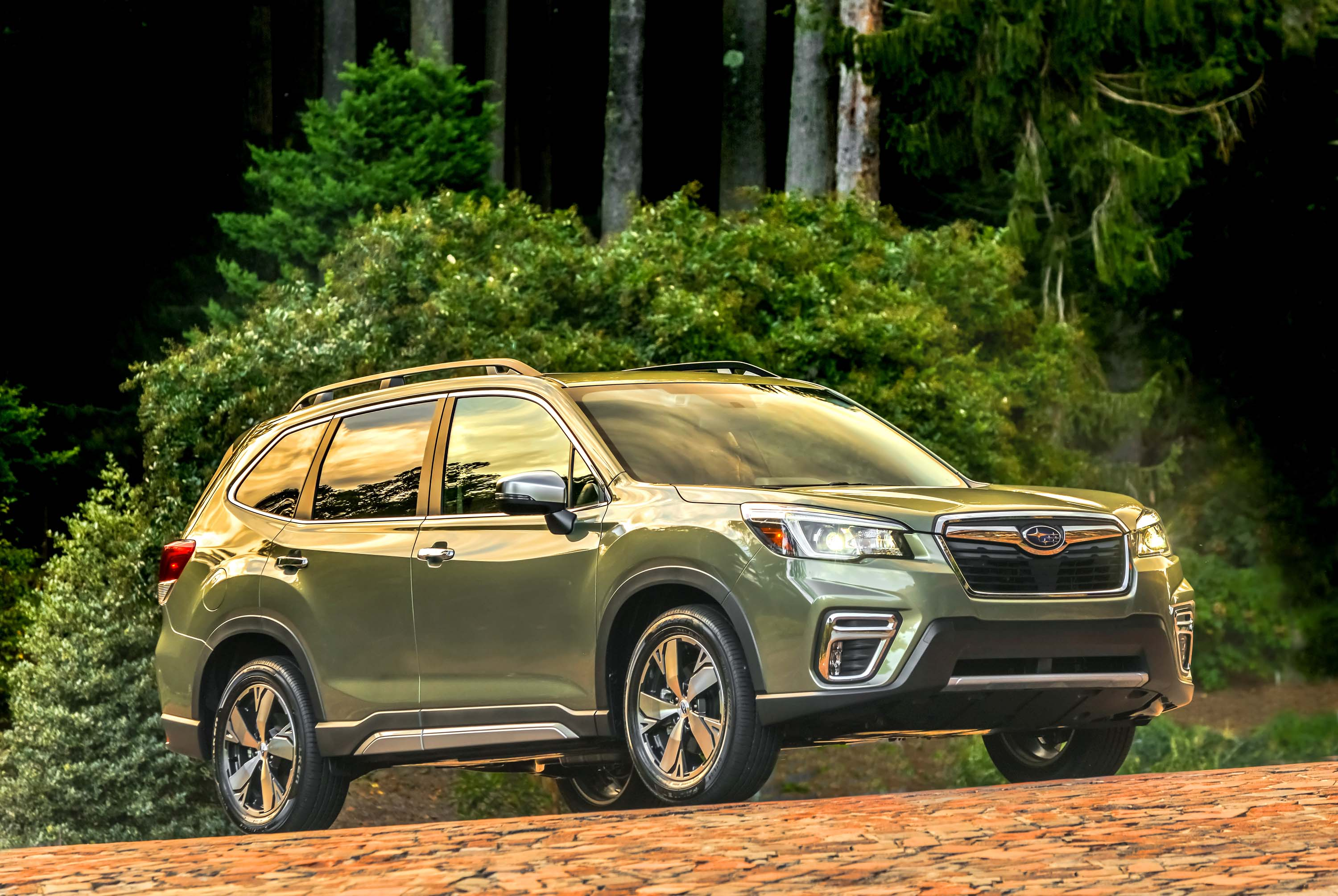 2019 Subaru Forester first drive review: Backwoods solitude